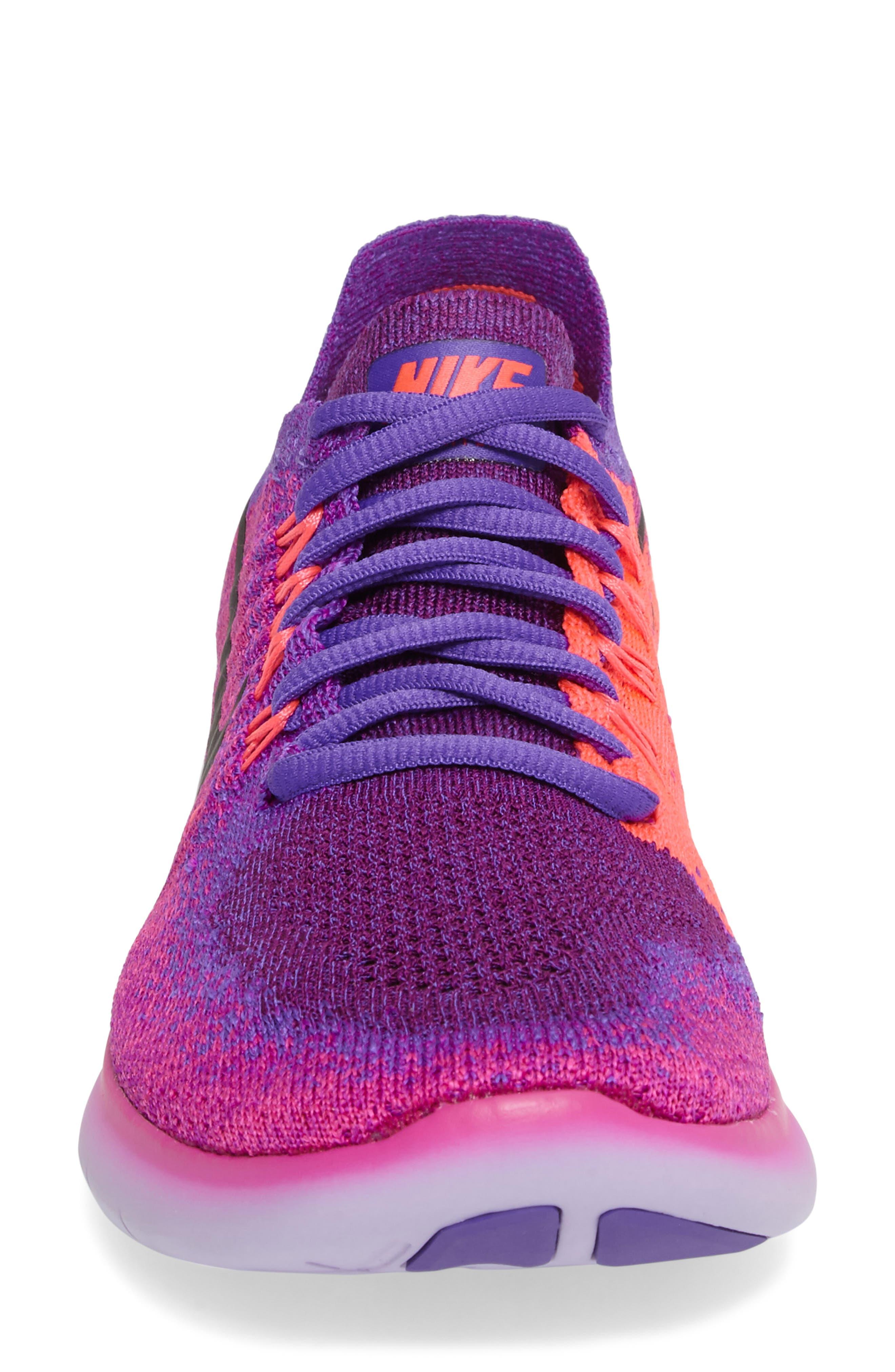 Free RN Flyknit 2 Running Shoe,                             Alternate thumbnail 12, color,