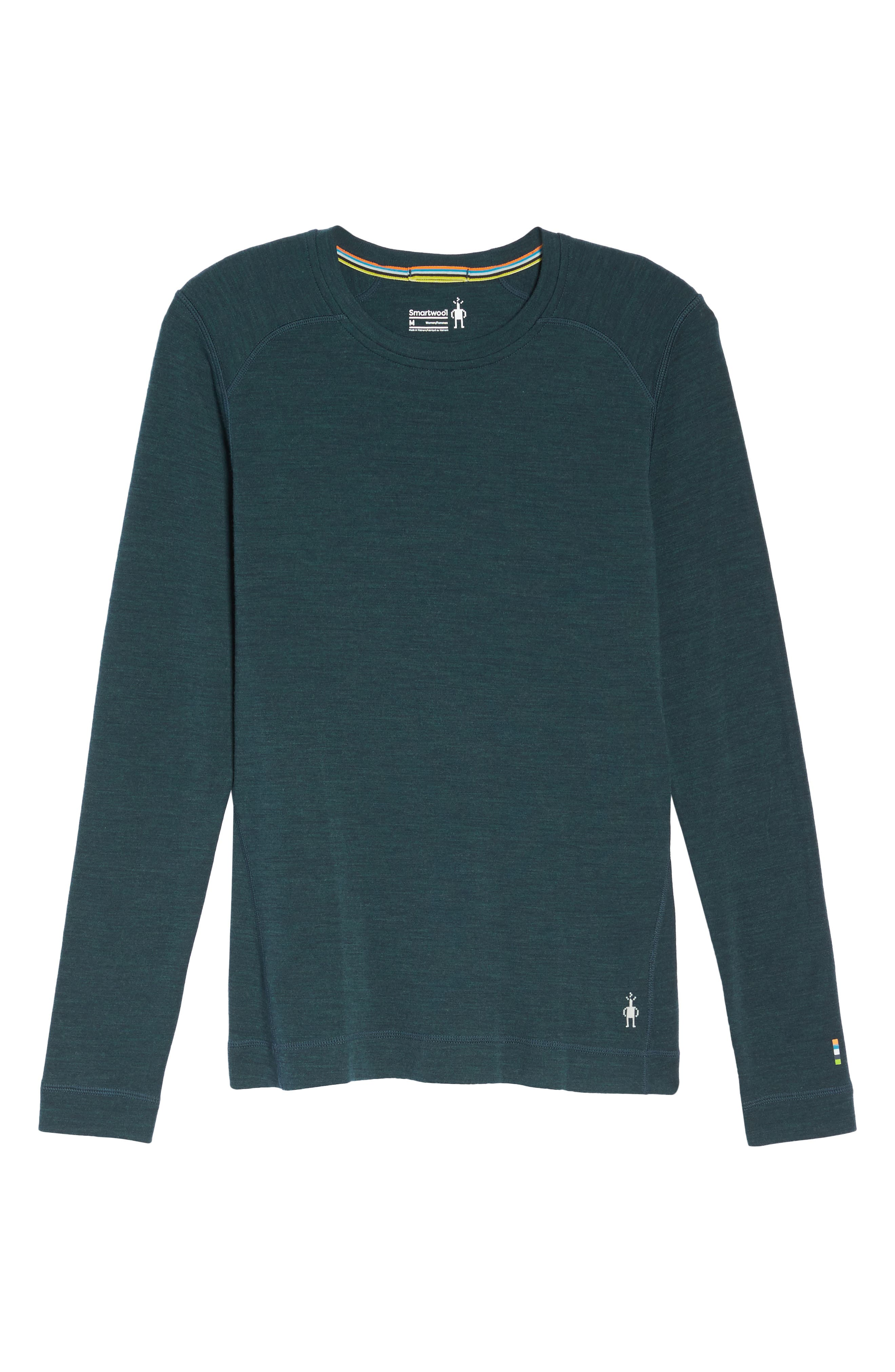 Crewneck Tee,                             Alternate thumbnail 7, color,                             LOCHNESS HEATHER