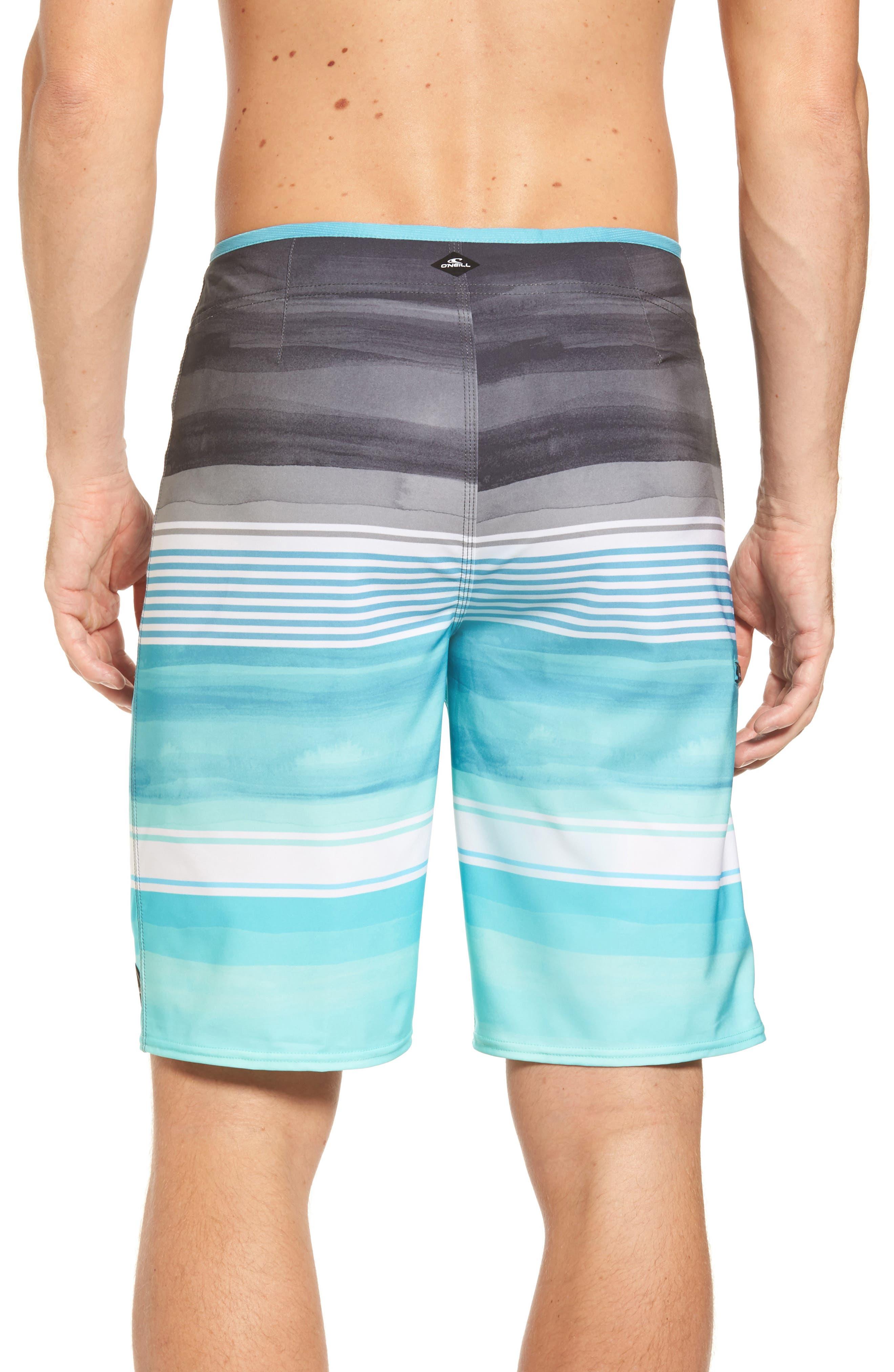 Hyperfreak Heist Board Shorts,                             Alternate thumbnail 13, color,
