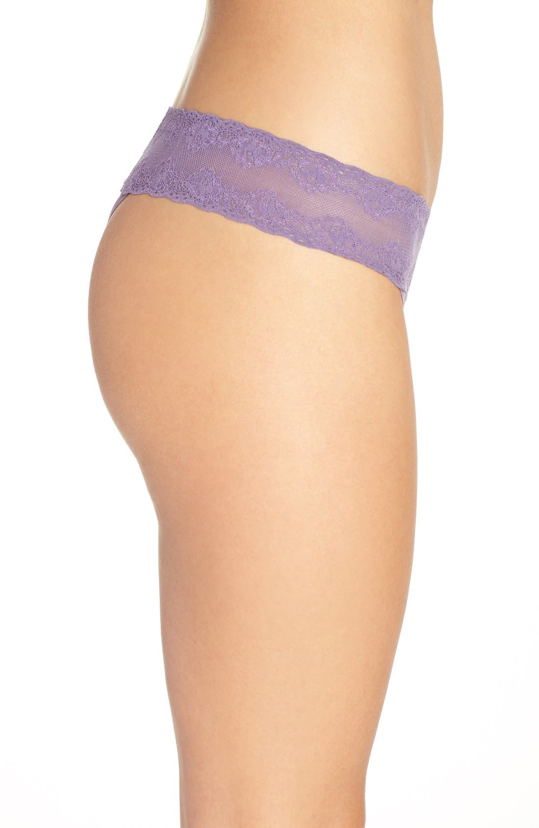 Bliss Perfection Thong,                             Alternate thumbnail 177, color,