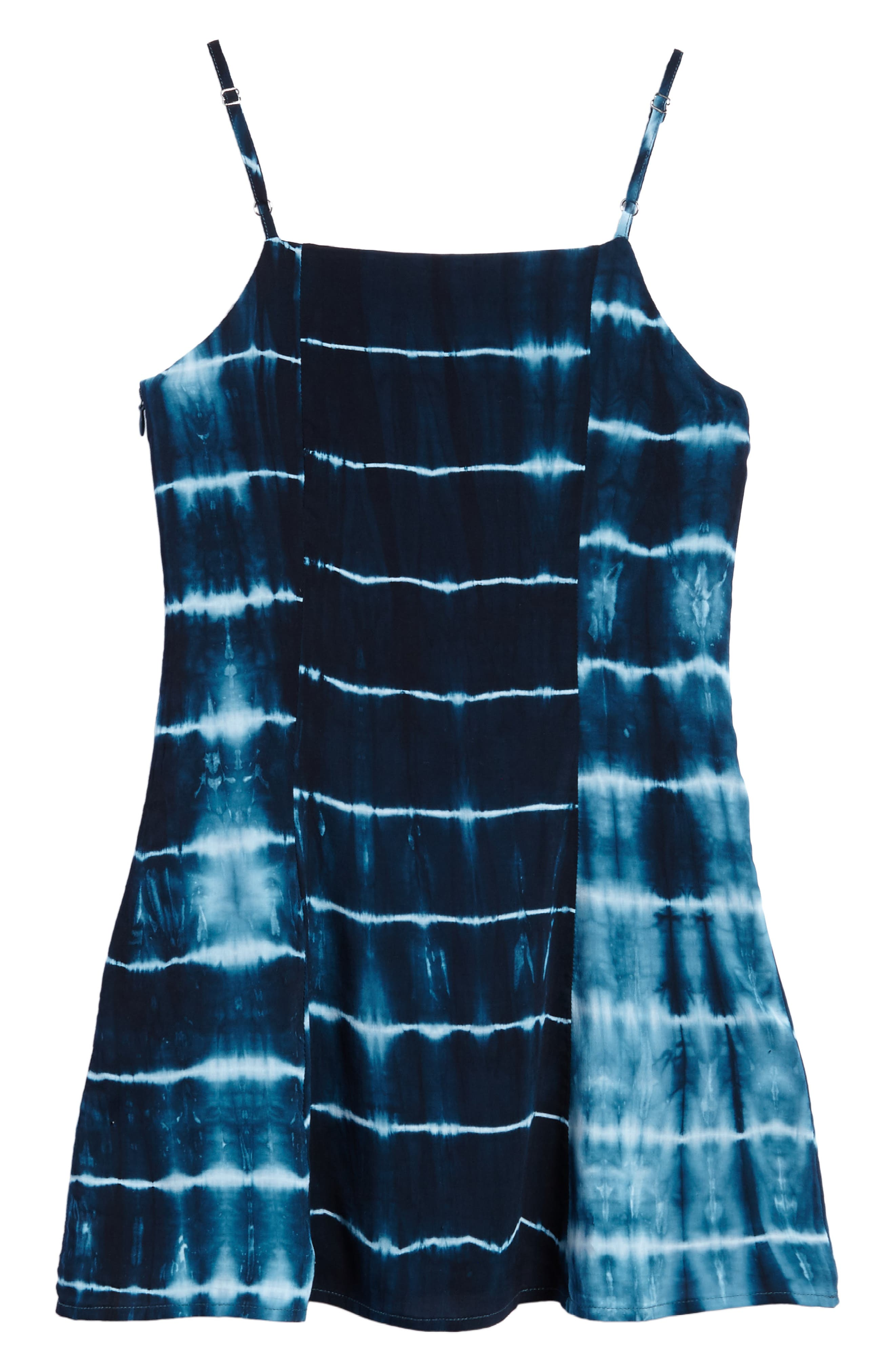 Tie Dye Tank Dress,                             Alternate thumbnail 2, color,                             400