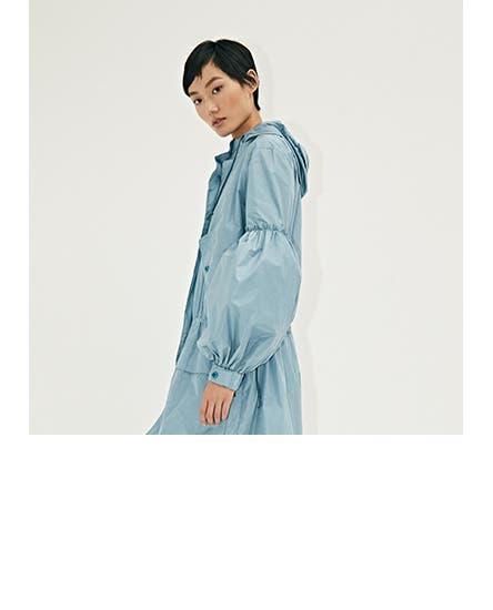 Women's designer clothing.