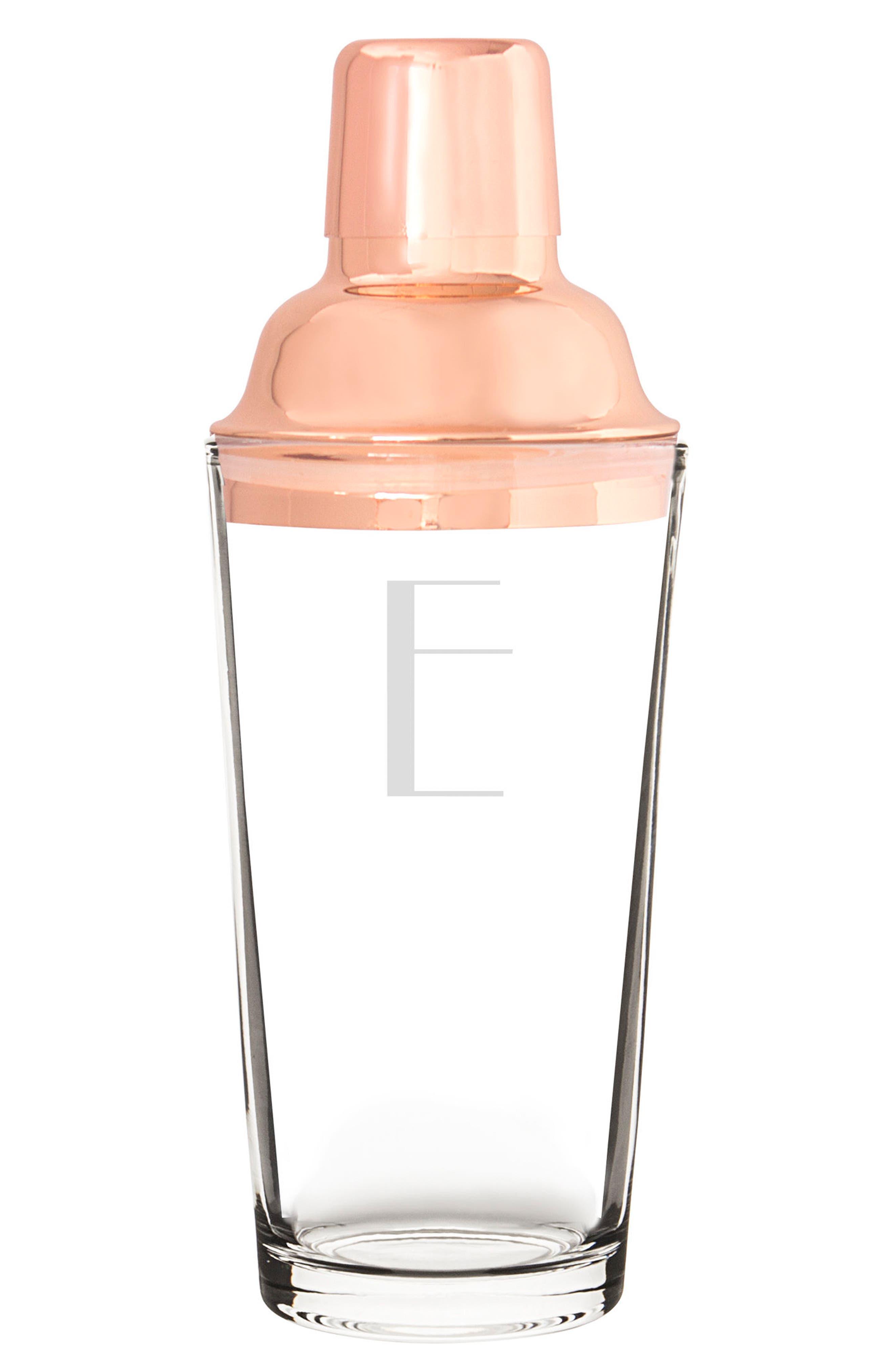 Monogram Coppertone Cocktail Shaker,                             Main thumbnail 6, color,