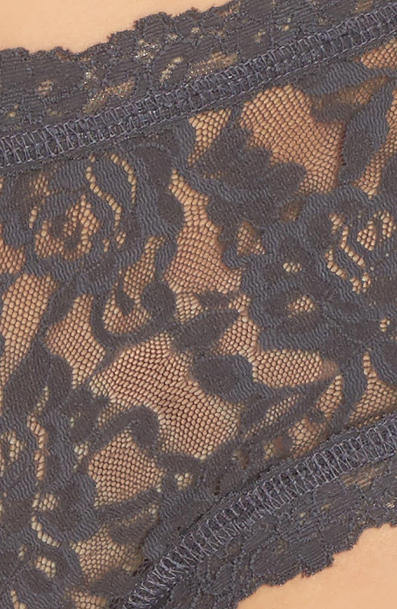 'Signature Lace' Boyshorts,                             Alternate thumbnail 427, color,