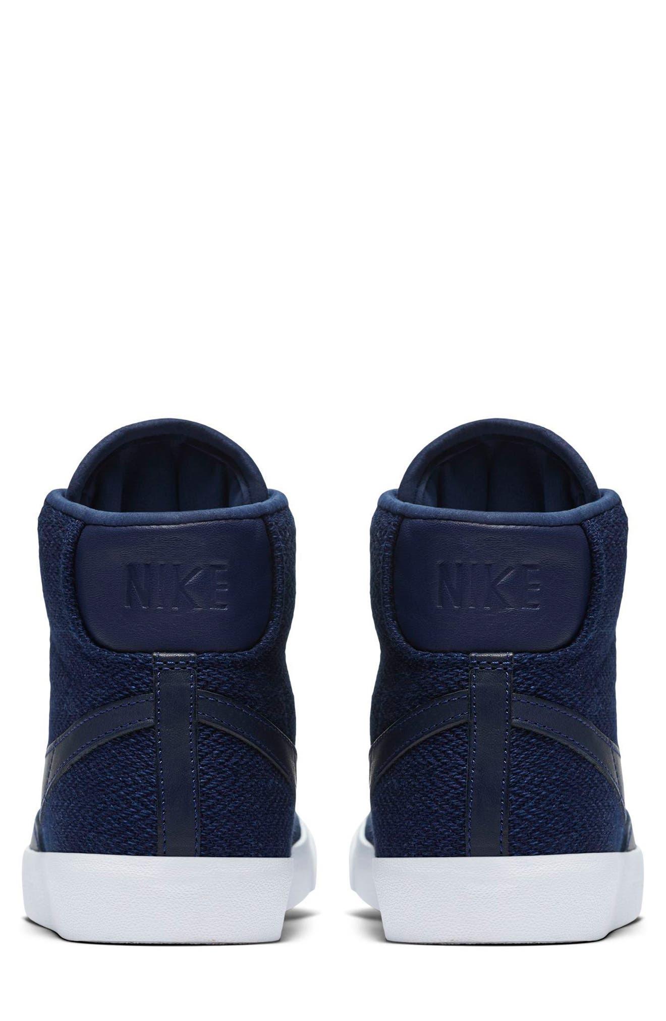 Blazer Mid Premium LX Sneaker,                             Alternate thumbnail 2, color,                             400