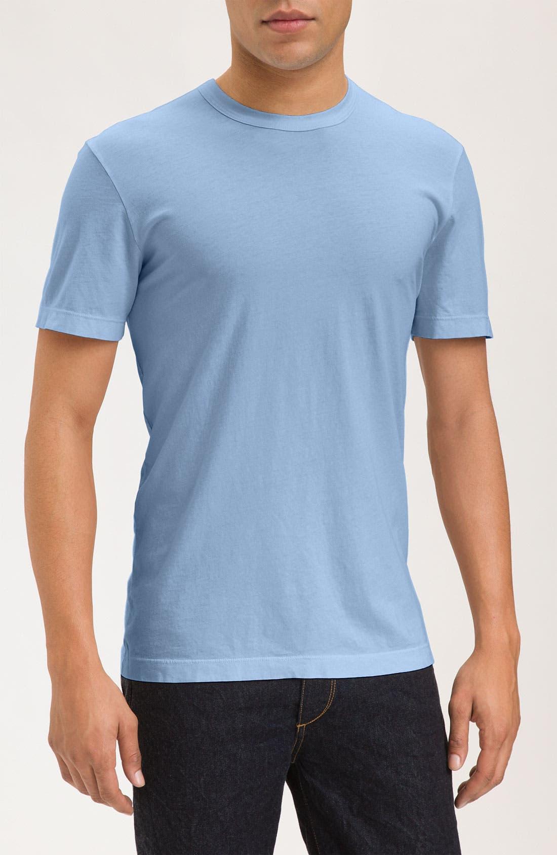 Crewneck Jersey T-Shirt,                             Main thumbnail 72, color,