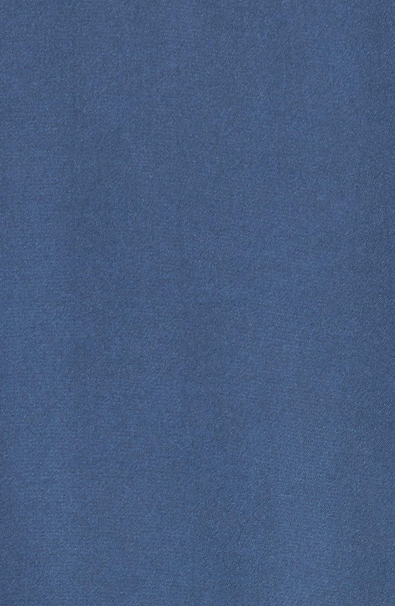Satin Souvenir Bomber Jacket,                             Alternate thumbnail 6, color,                             400