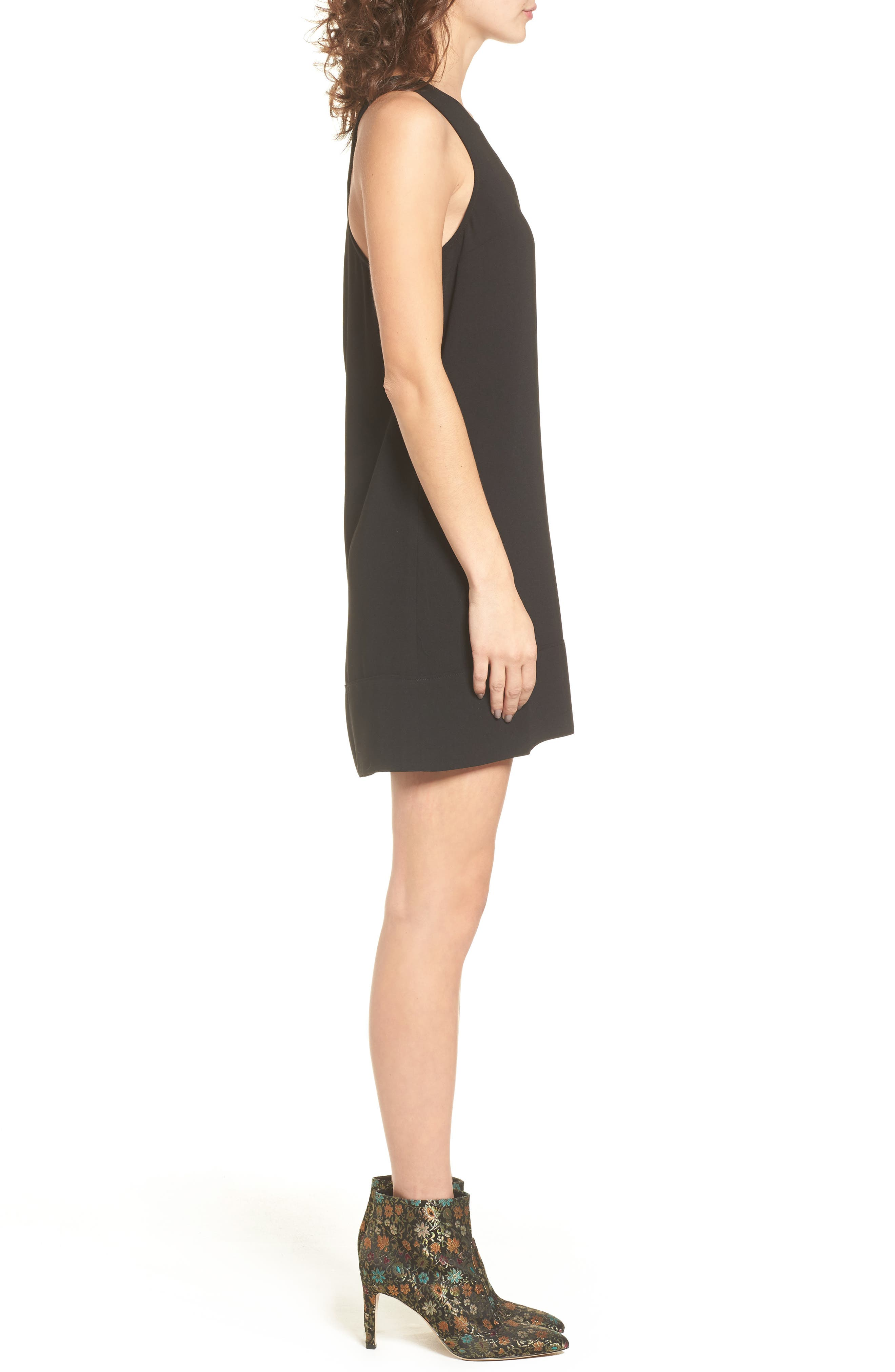 Racerback Shift Dress,                             Alternate thumbnail 120, color,