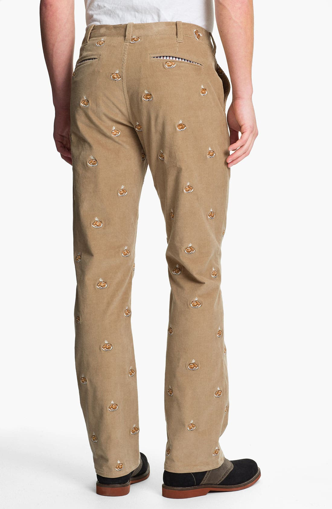 BONOBOS,                             'Cooked Turkeys' Corduroy Pants,                             Alternate thumbnail 3, color,                             250