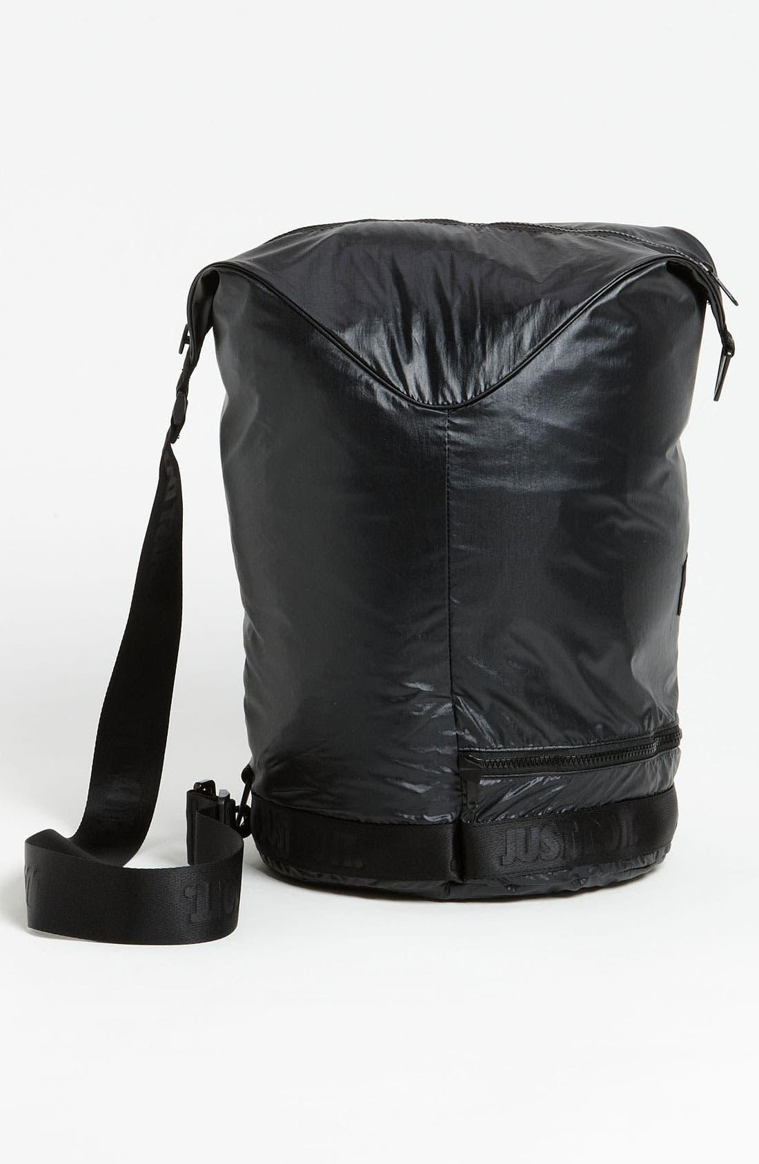 NIKE,                             'Bucket' Sling Bag,                             Alternate thumbnail 2, color,                             030
