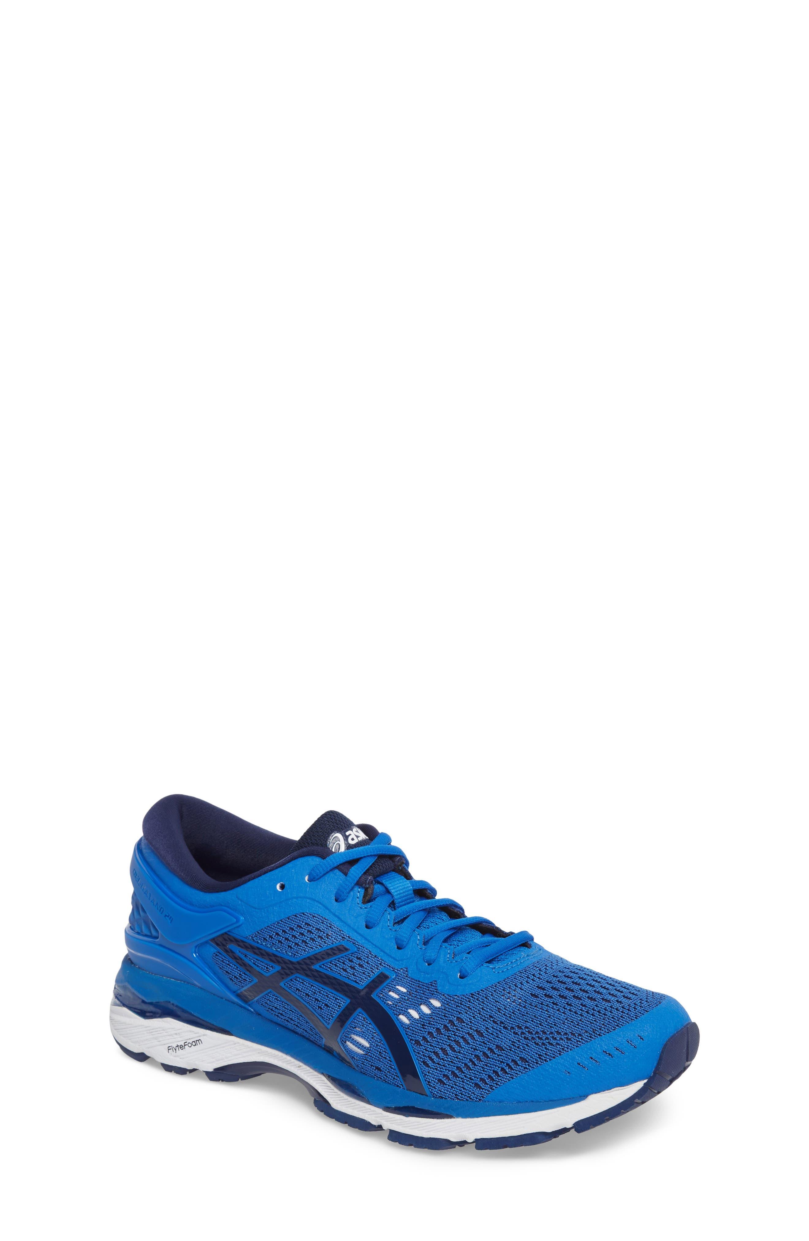 GEL-Kayano<sup>®</sup> 24 GS Running Shoe,                             Main thumbnail 1, color,                             454