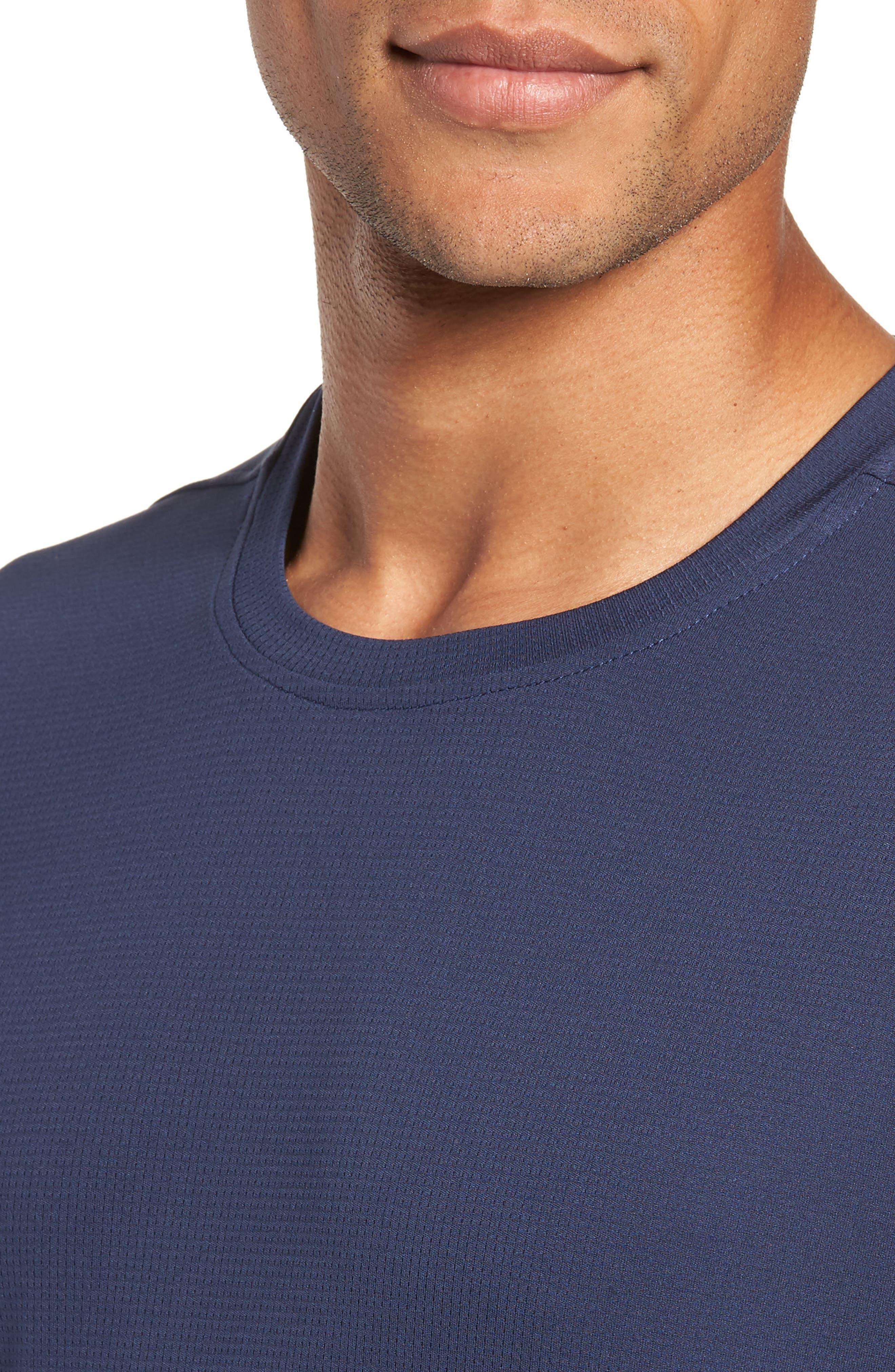 Distance Crewneck T-Shirt,                             Alternate thumbnail 12, color,