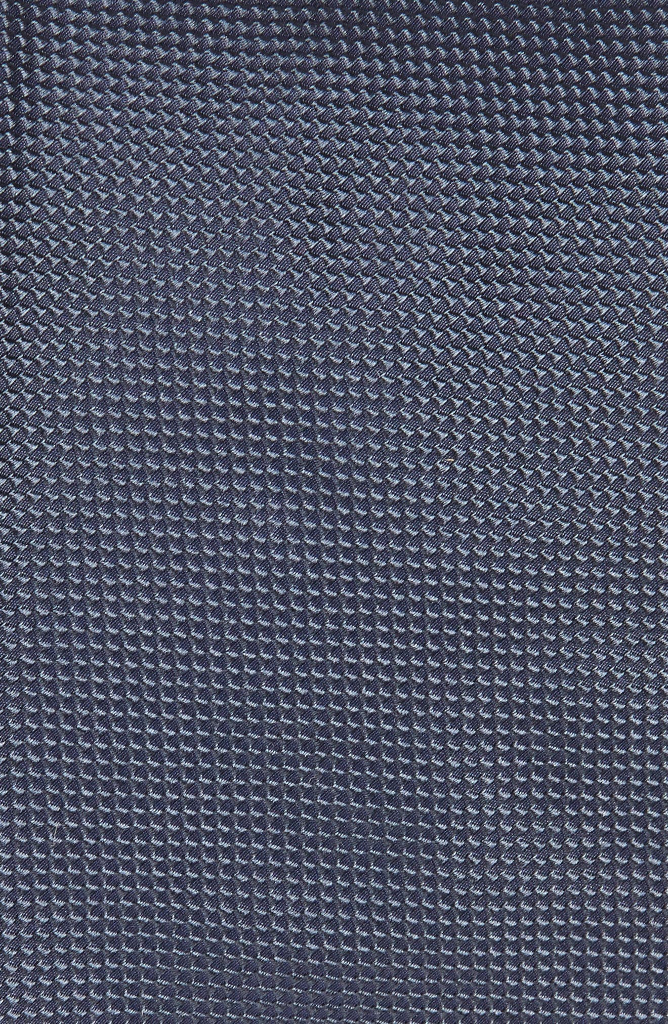 Solid Silk Tie,                             Alternate thumbnail 2, color,                             021