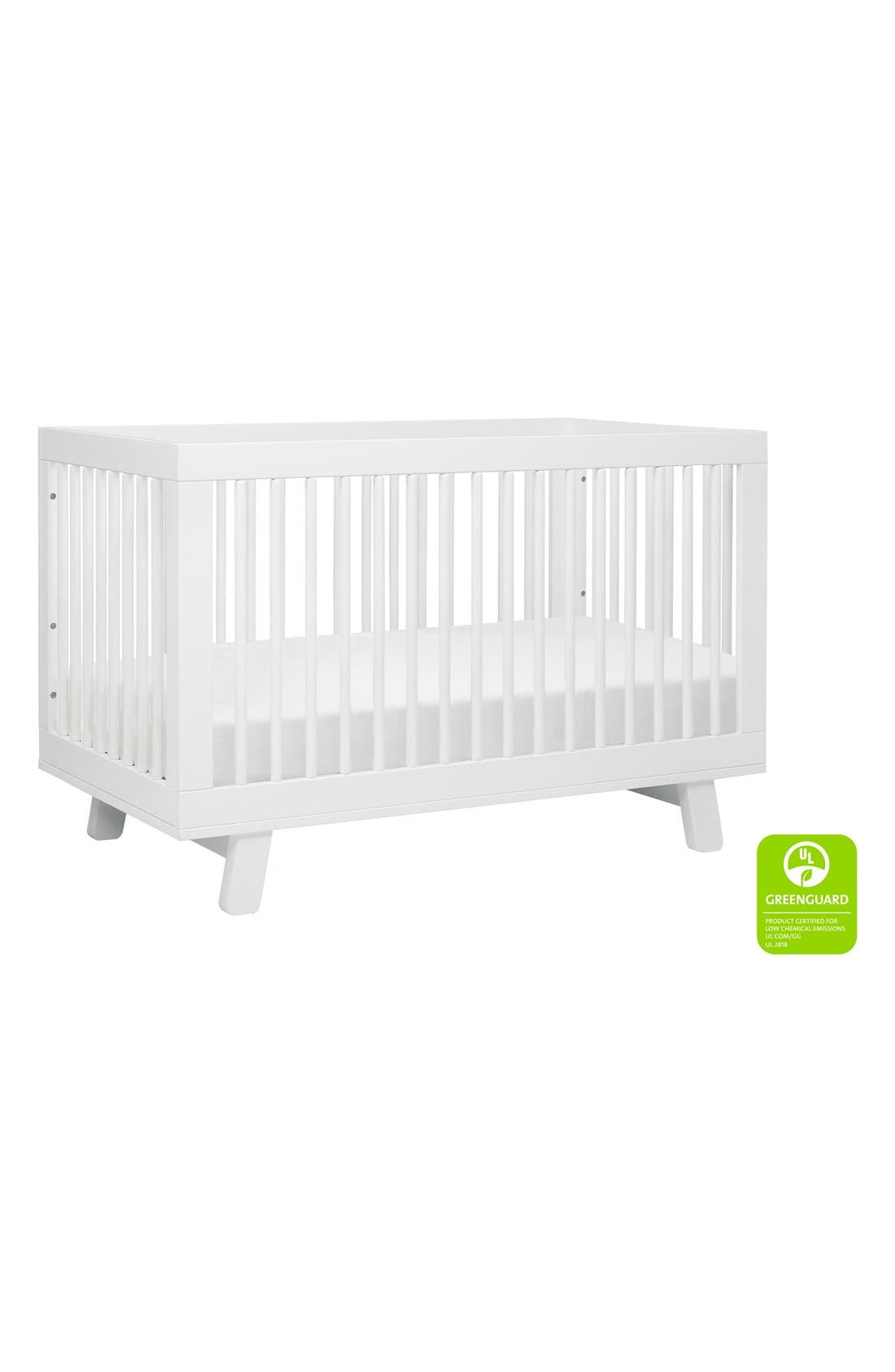 'Hudson' 3-in-1 Convertible Crib,                             Alternate thumbnail 31, color,