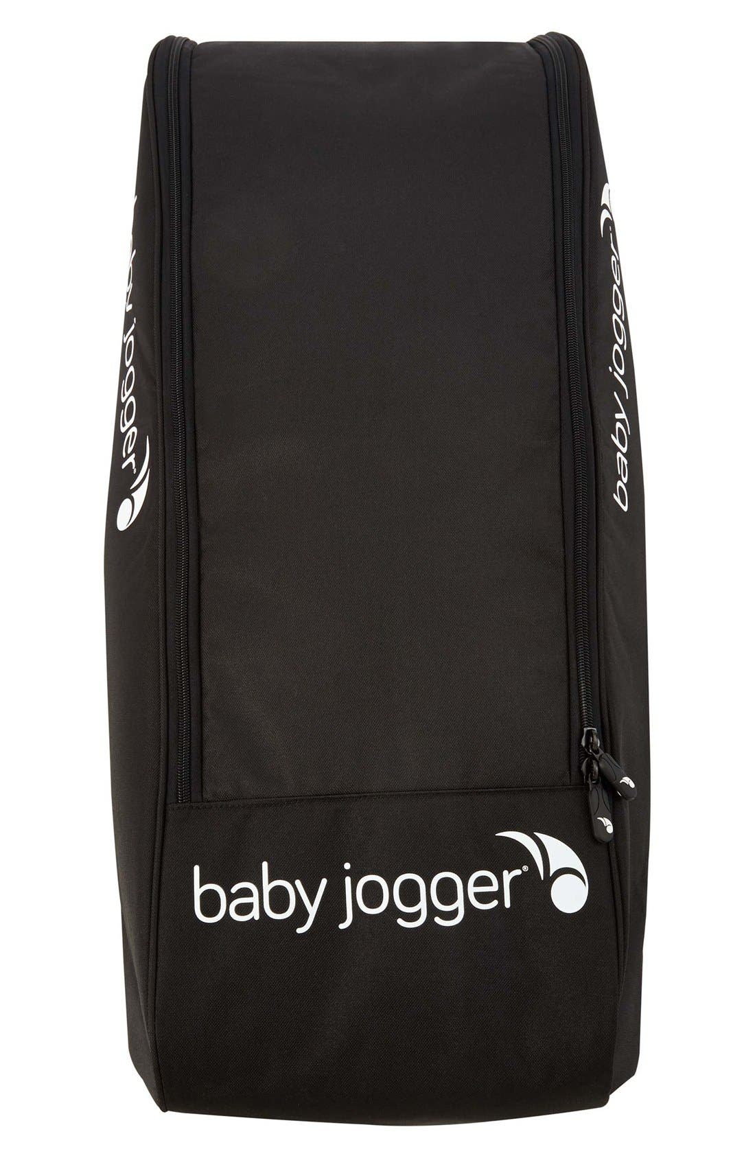 'City Mini<sup>®</sup> ZIP' Stroller Backpack Carry Bag,                             Alternate thumbnail 4, color,