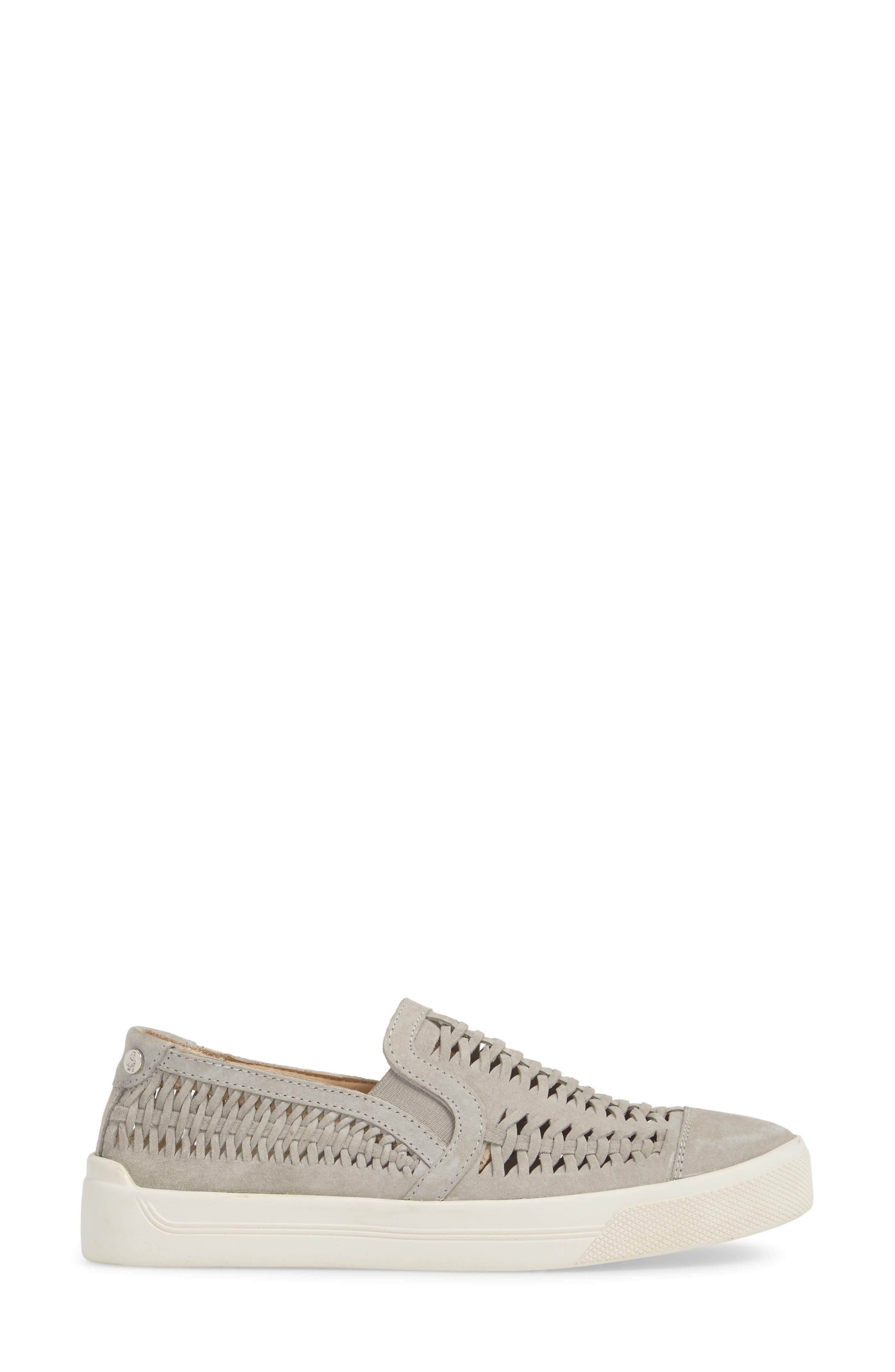 Gabbie Slip-On Sneaker,                             Alternate thumbnail 3, color,                             025