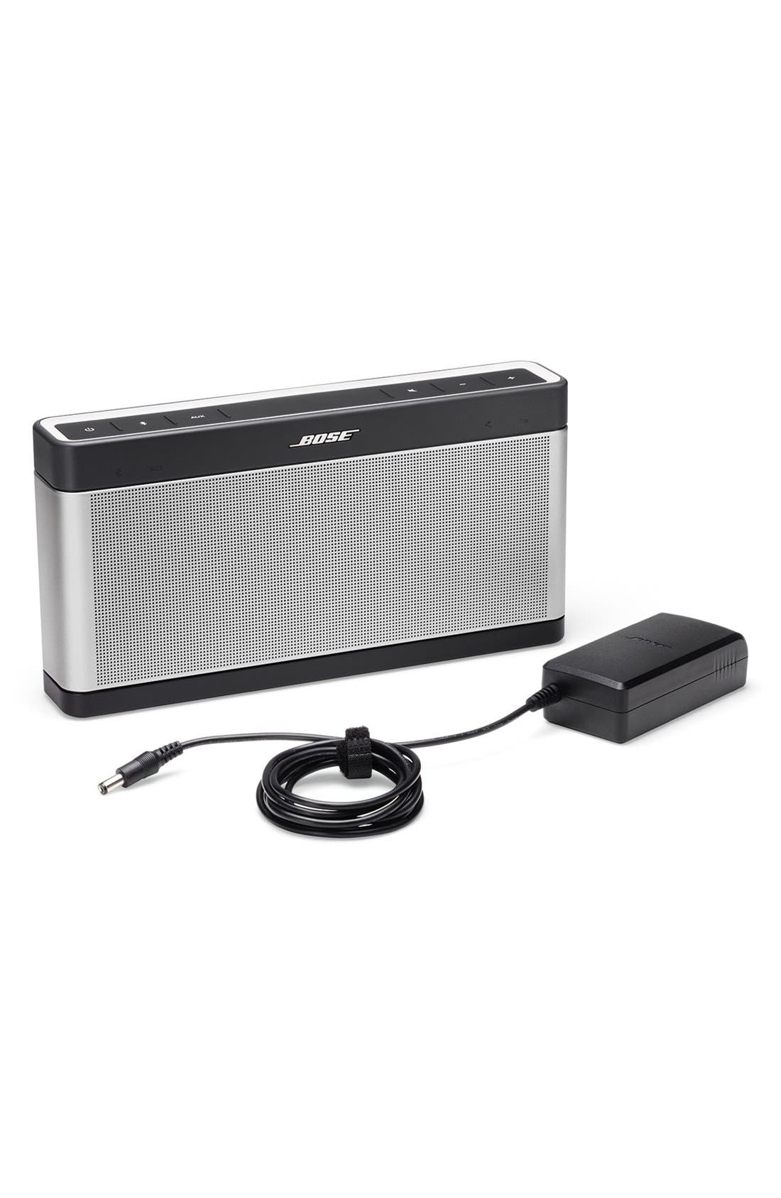 SoundLink<sup>®</sup> Bluetooth<sup>®</sup> Mobile Speaker III,                             Alternate thumbnail 3, color,                             020