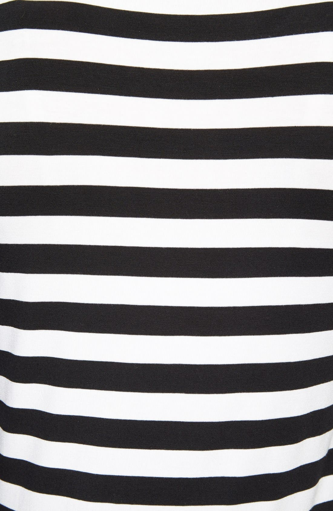 Stripe Long Sleeve Dress,                             Alternate thumbnail 2, color,                             001