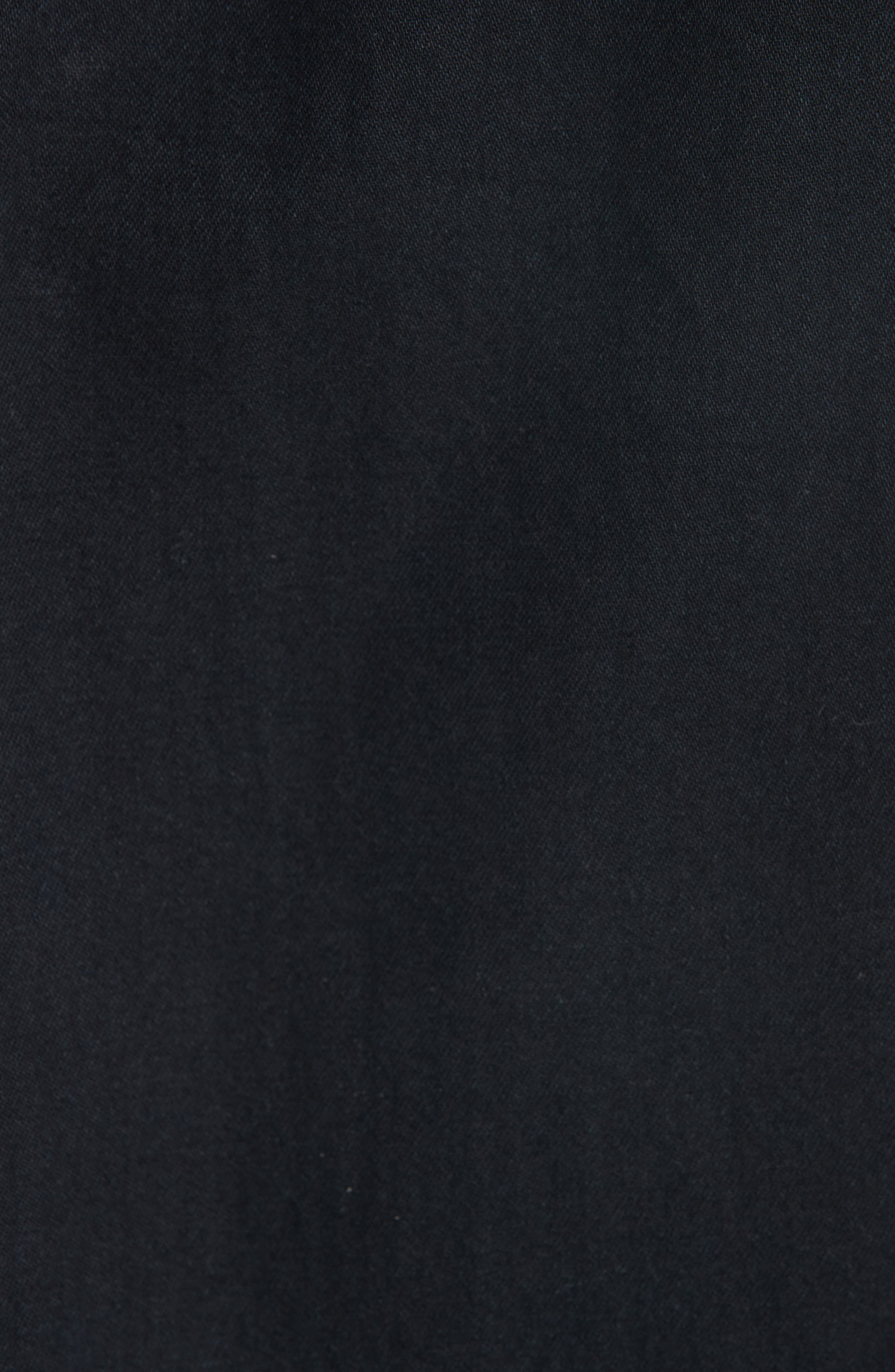 Frontier Work Shirt,                             Alternate thumbnail 5, color,                             BLACK
