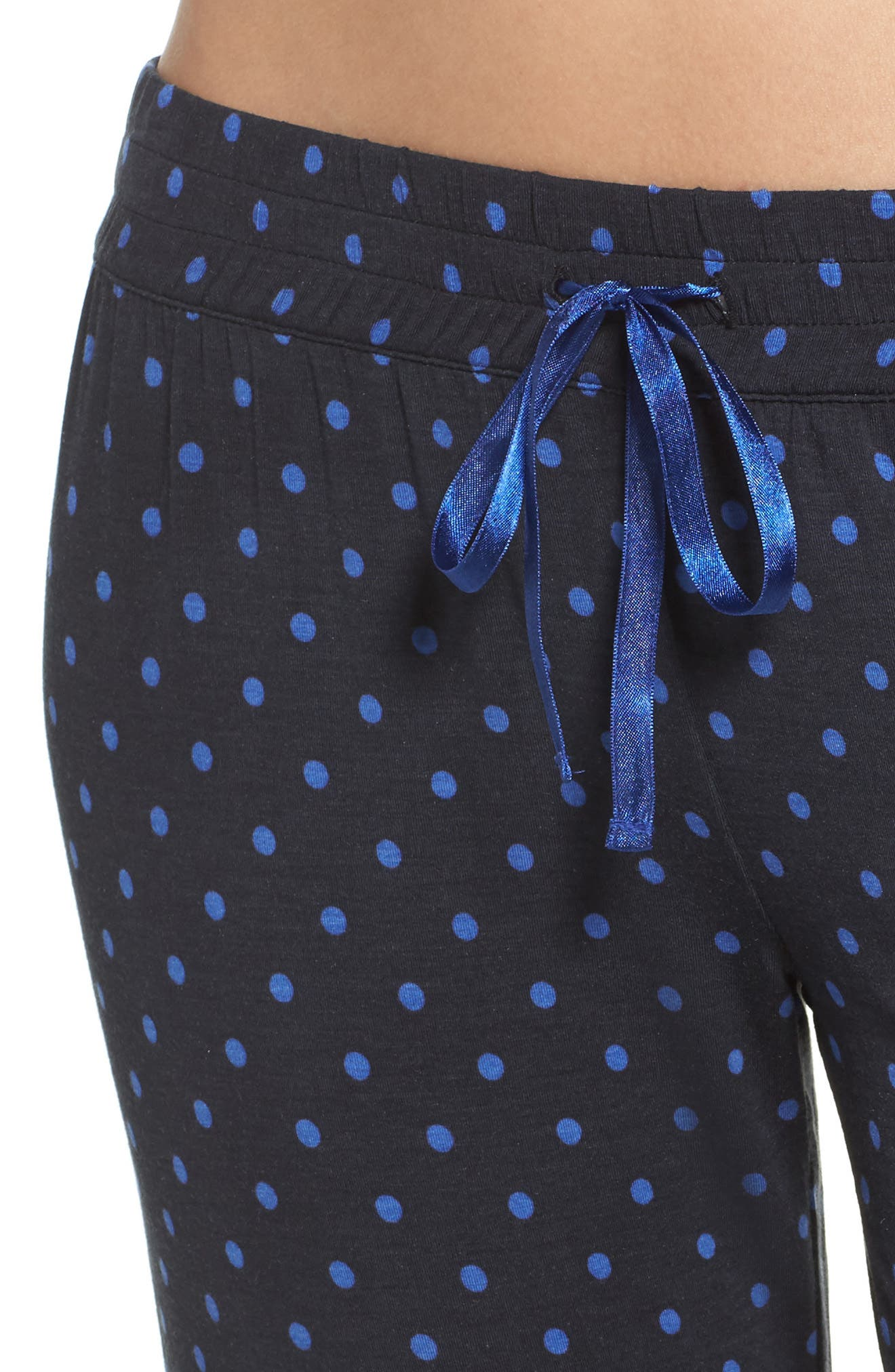 Dot Lounge Pants,                             Alternate thumbnail 4, color,                             400