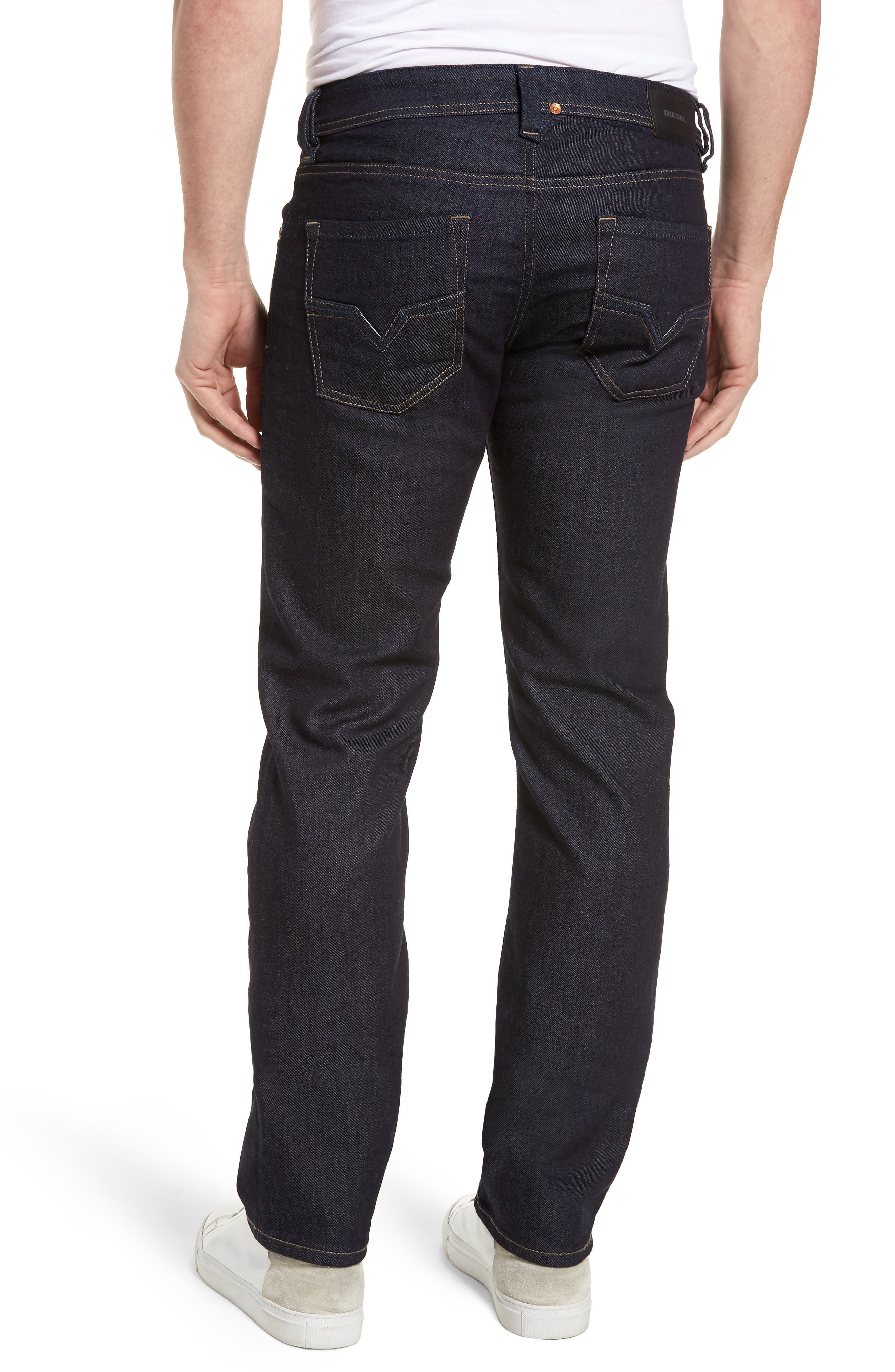 Larkee Relaxed Fit Jeans,                             Alternate thumbnail 2, color,                             BLUE