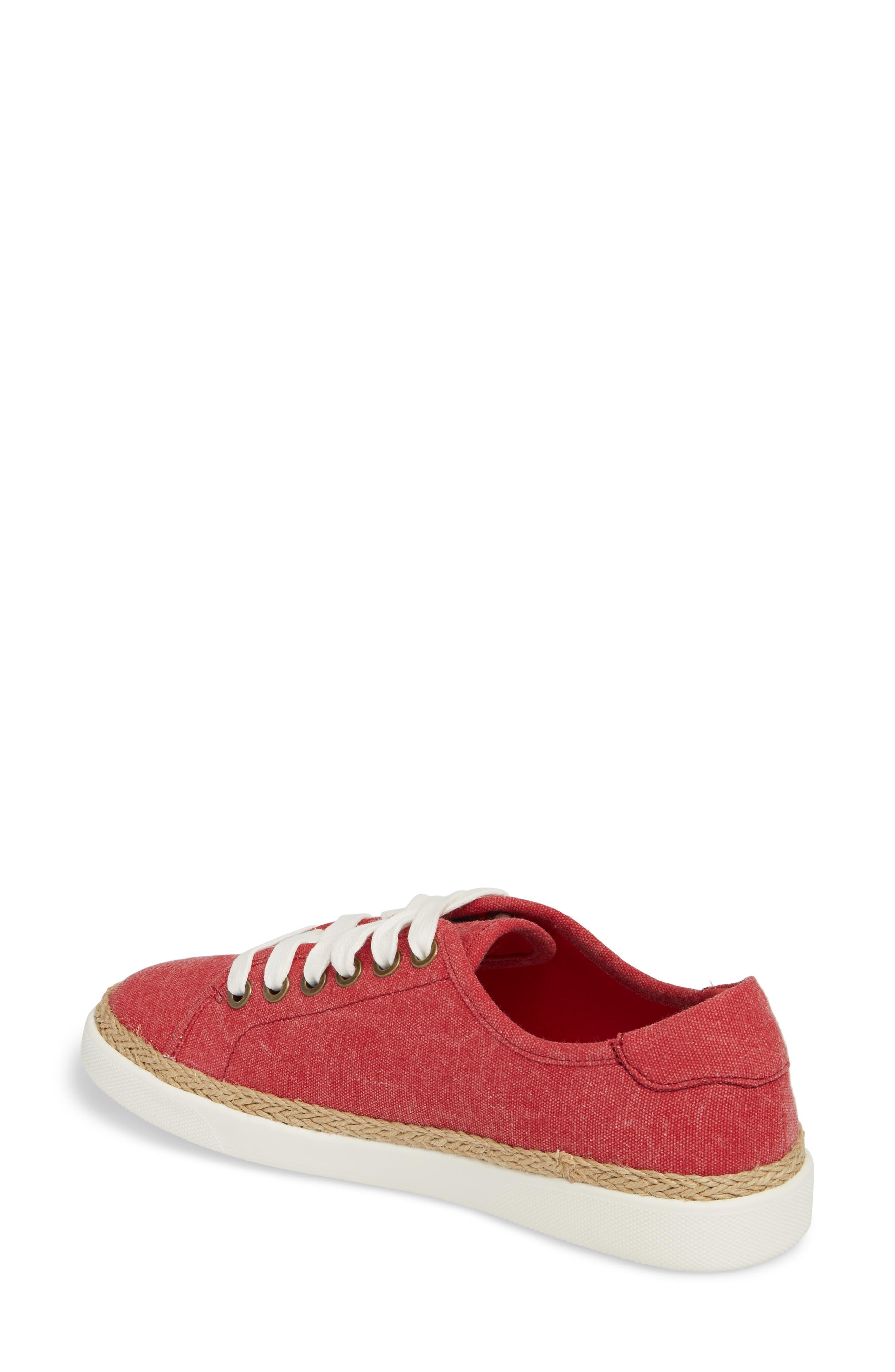 Hattie Sneaker,                             Alternate thumbnail 8, color,