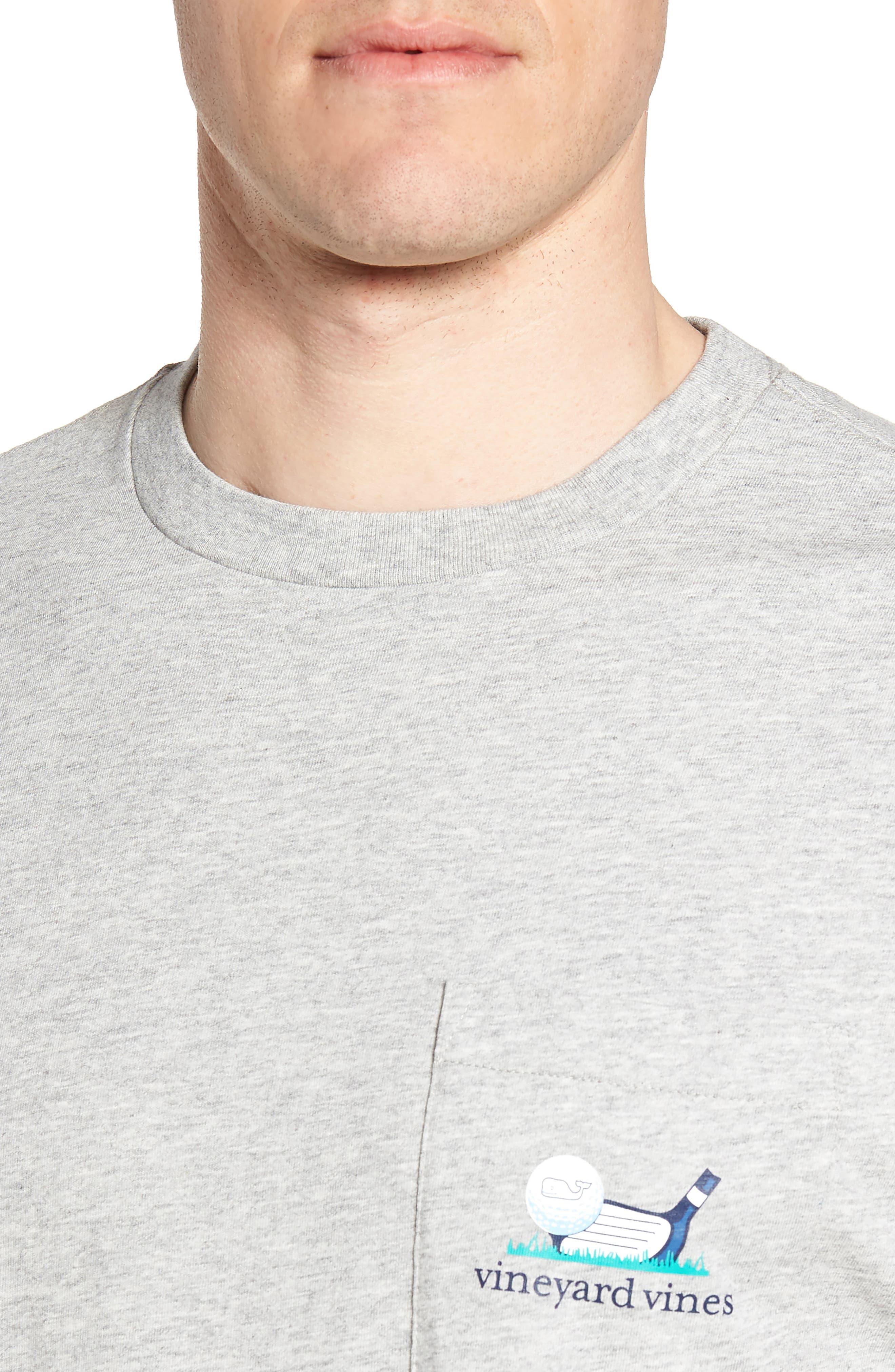 Regular Fit Golf T-Shirt,                             Alternate thumbnail 4, color,                             039