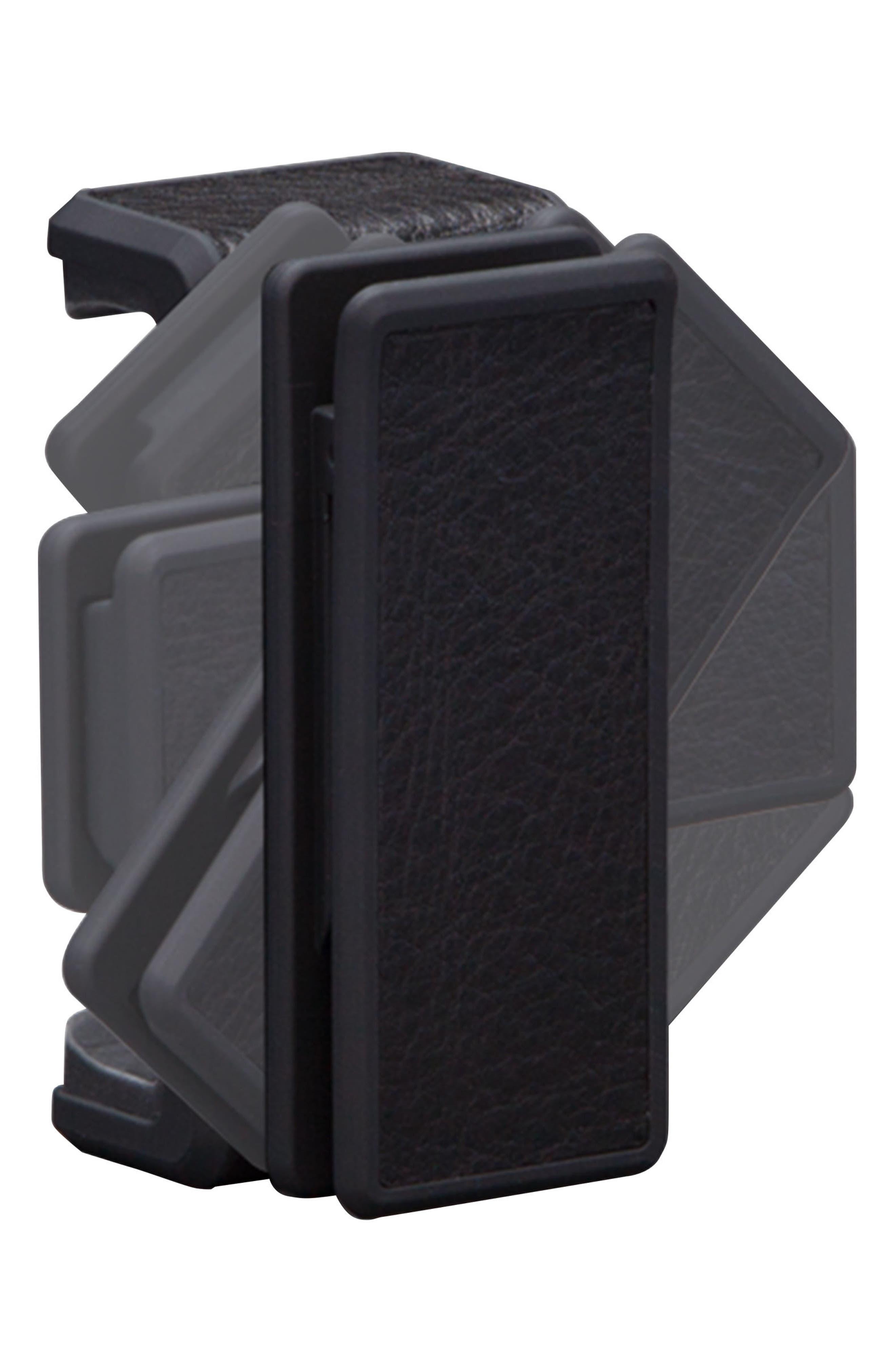 Universal Smartphone Beltclip,                             Alternate thumbnail 4, color,                             BLACK