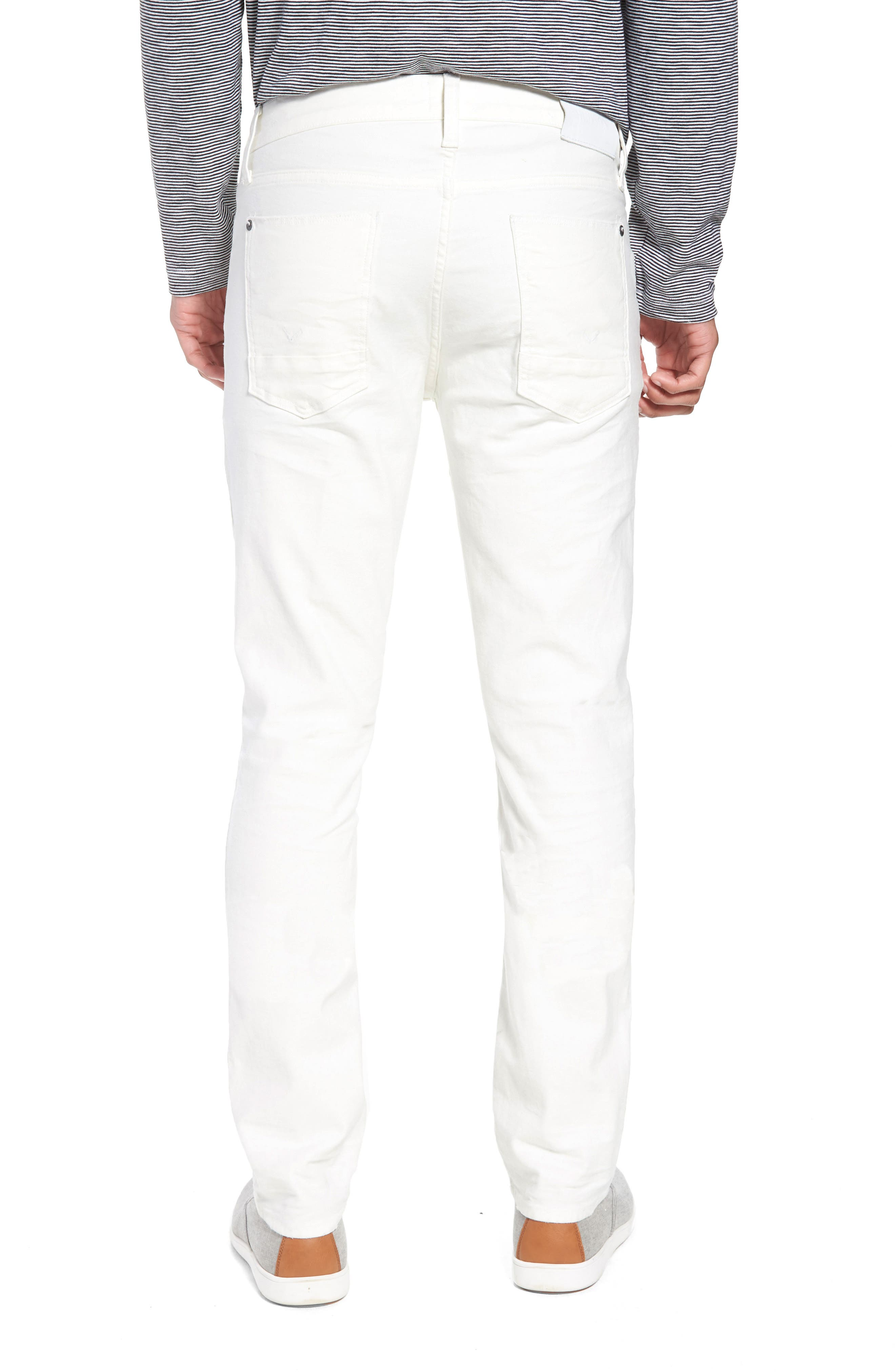 Blake Slim Fit Jeans,                             Alternate thumbnail 2, color,                             110