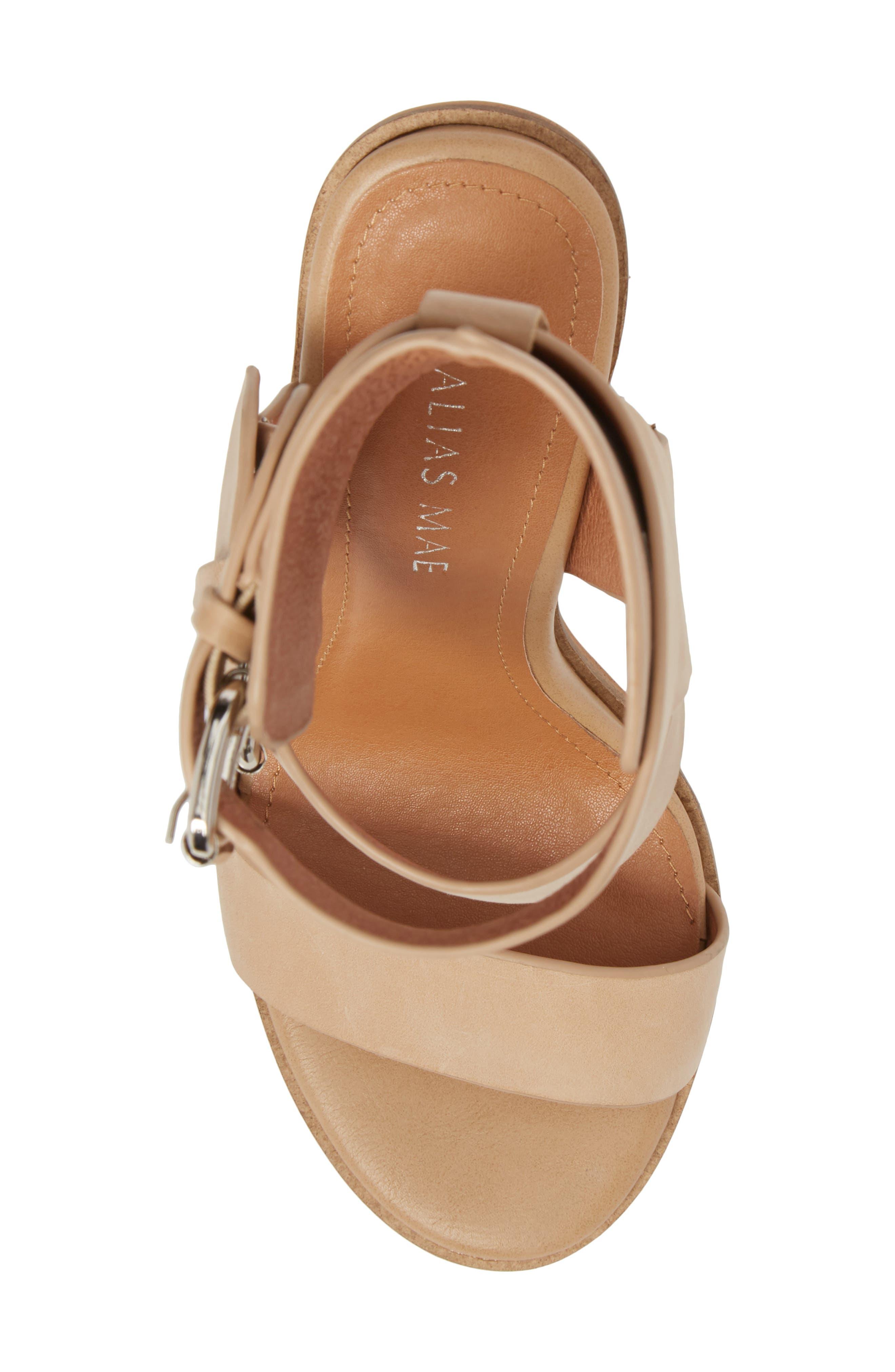 Abeba Block Heel Sandal,                             Alternate thumbnail 15, color,