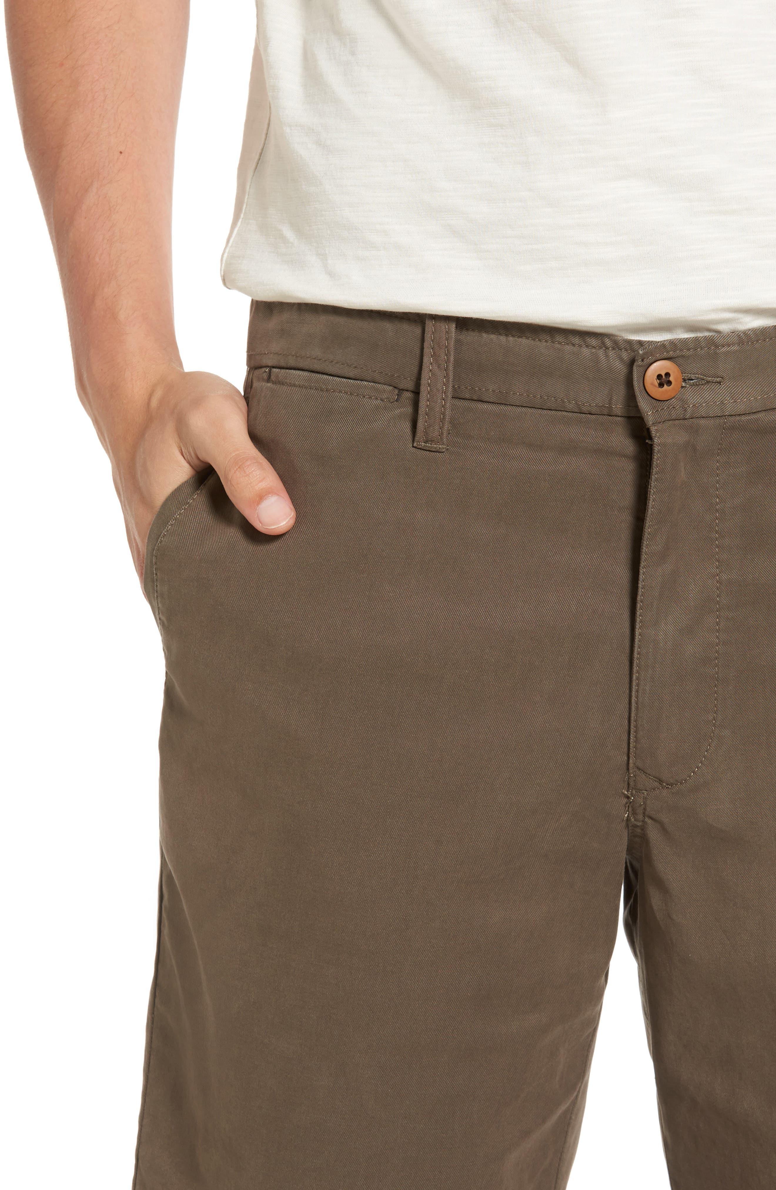 'Offshore' Flat Front Shorts,                             Alternate thumbnail 30, color,