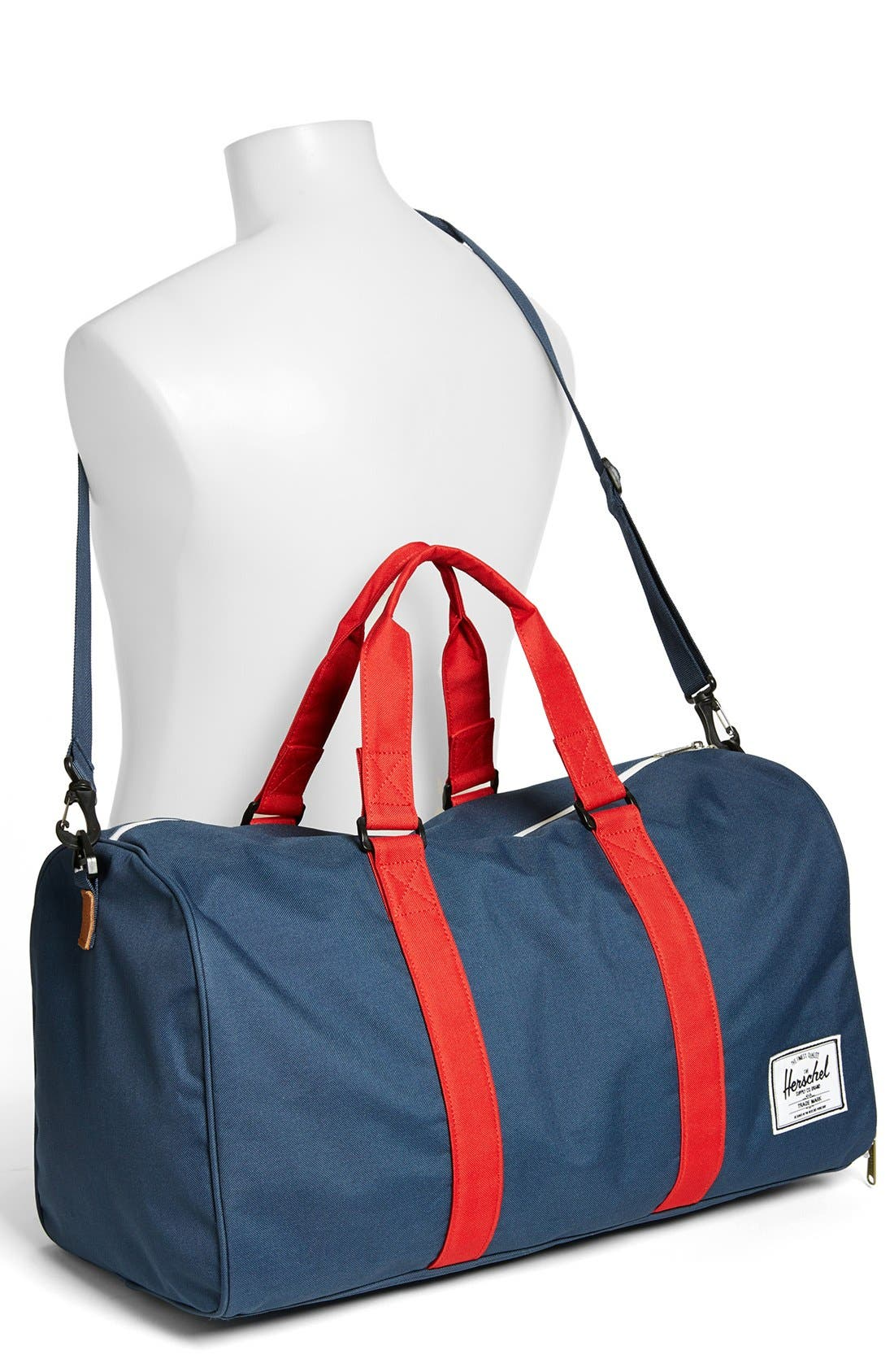 'Novel' Duffel Bag,                             Alternate thumbnail 77, color,