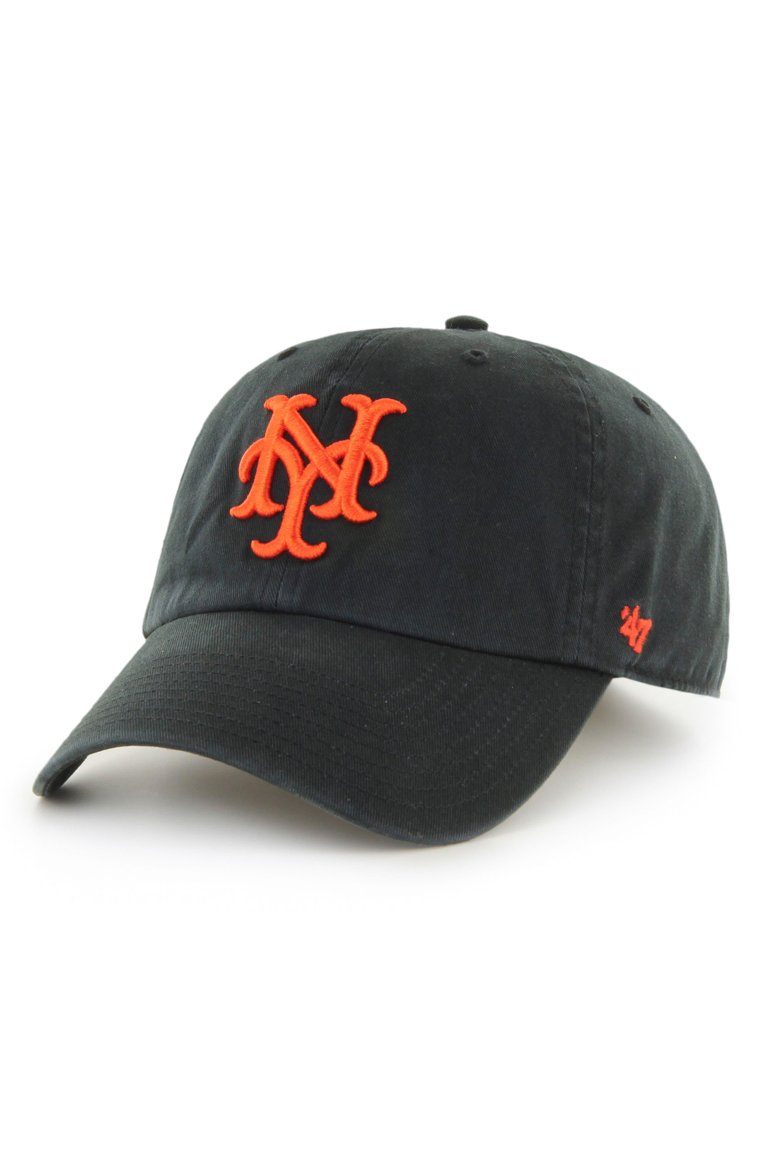 MLB Cooperstown Logo Ball Cap,                             Main thumbnail 1, color,