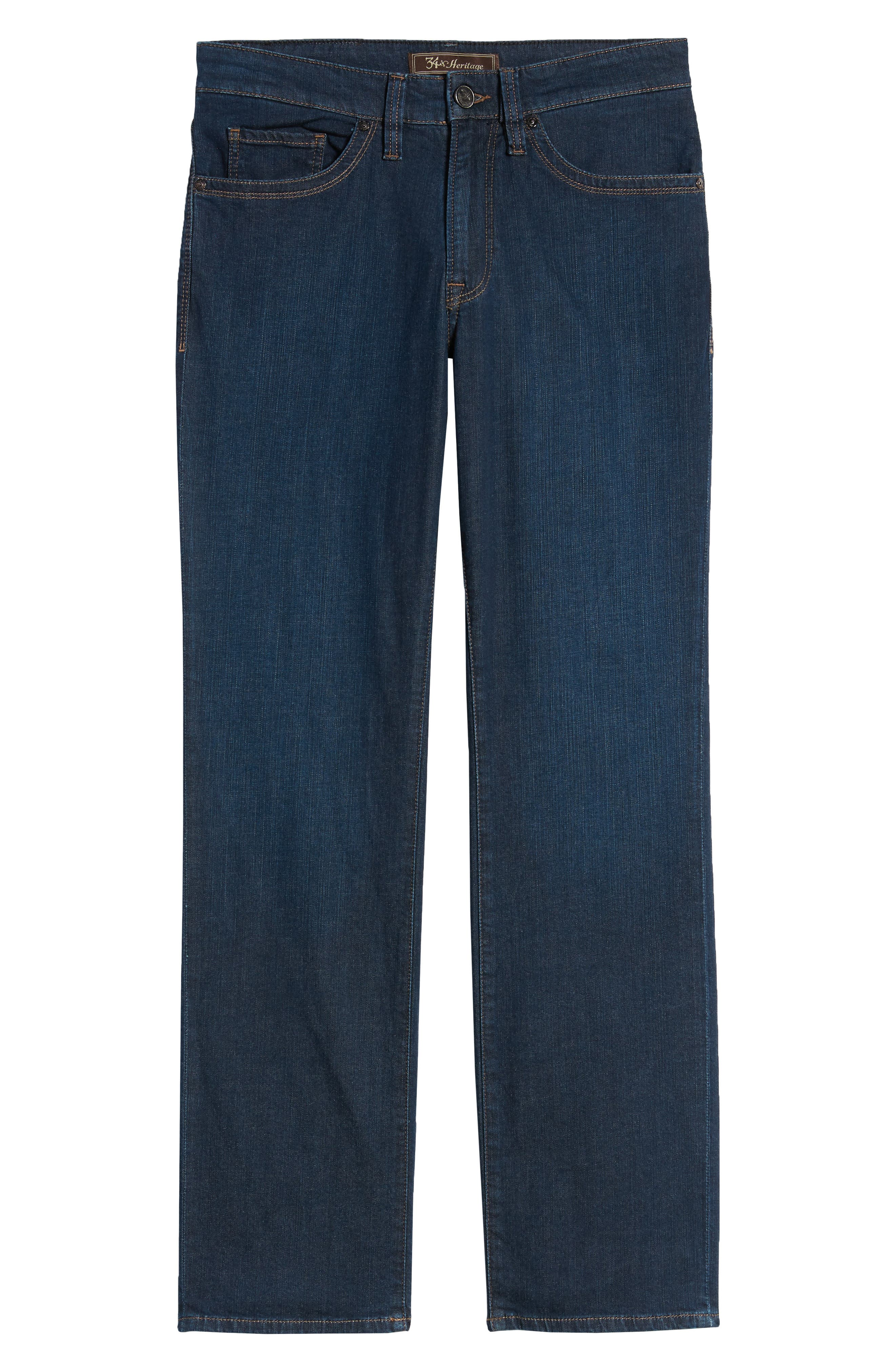 34 HERITAGE,                             'Charisma' Classic Relaxed Fit Jeans,                             Alternate thumbnail 2, color,                             DARK CASHMERE WASH