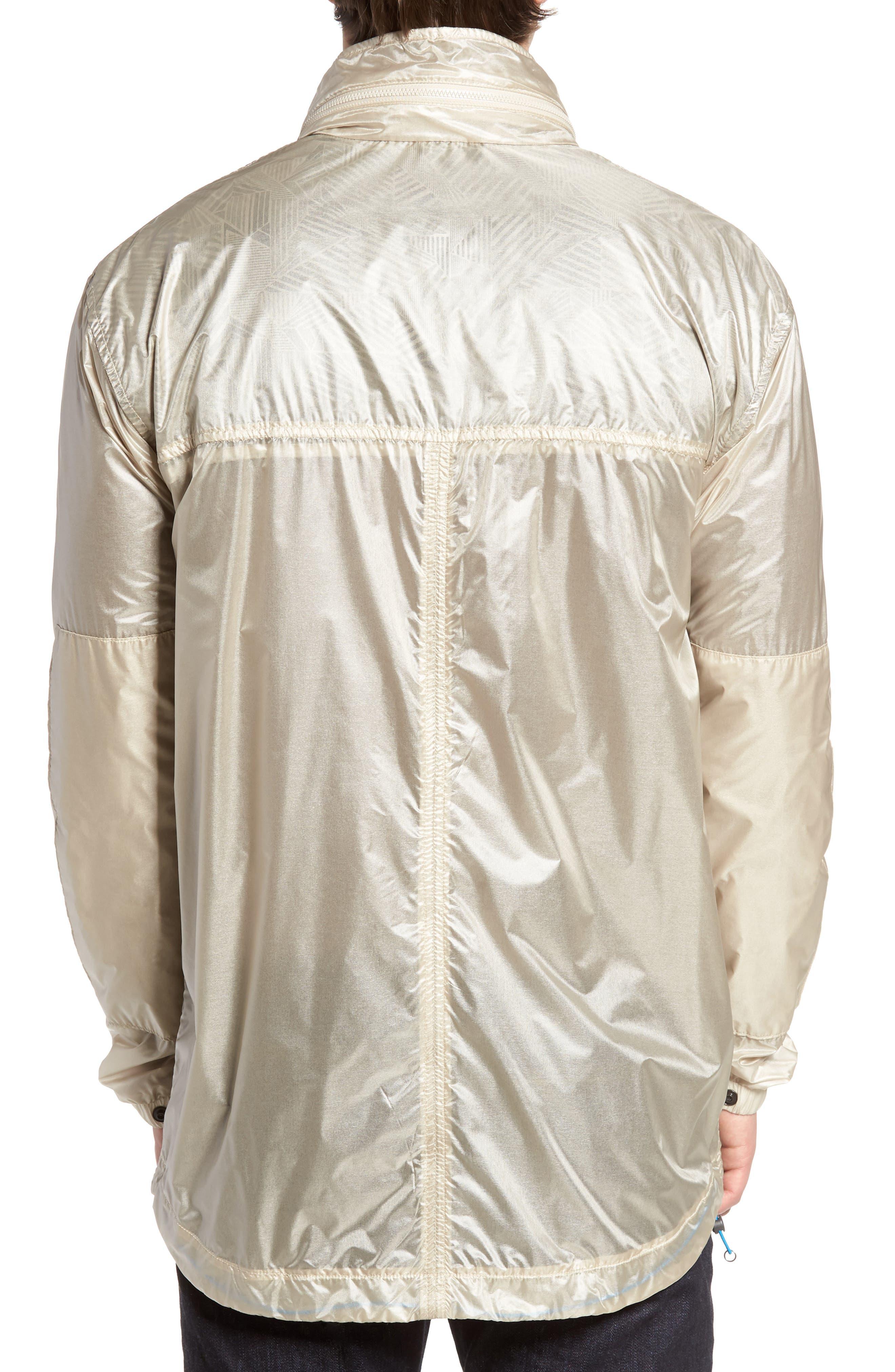 McKinnon Slim Fit Wind Jacket,                             Alternate thumbnail 2, color,                             SANDBANK