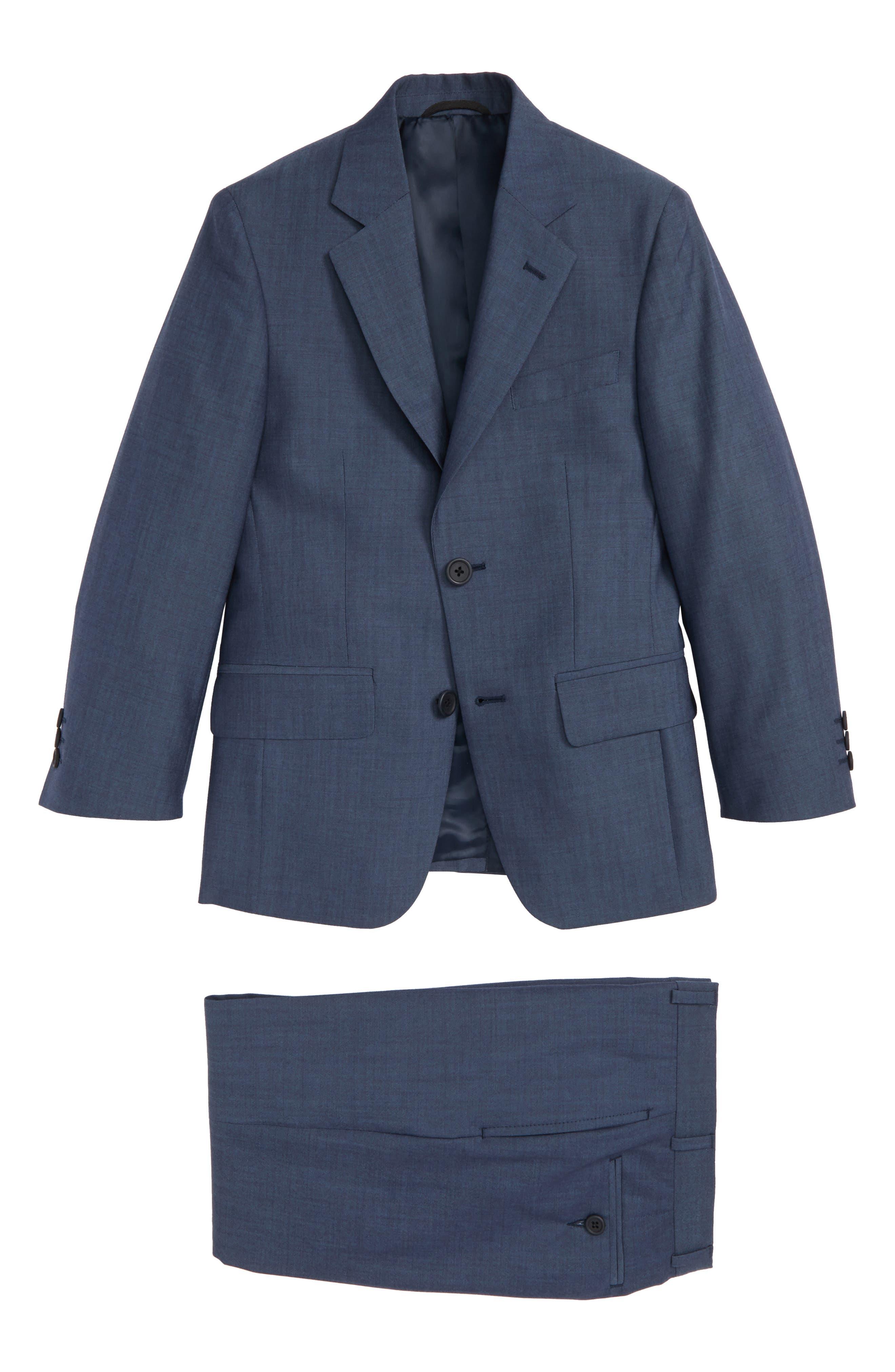 Wool Suit,                             Main thumbnail 1, color,                             422