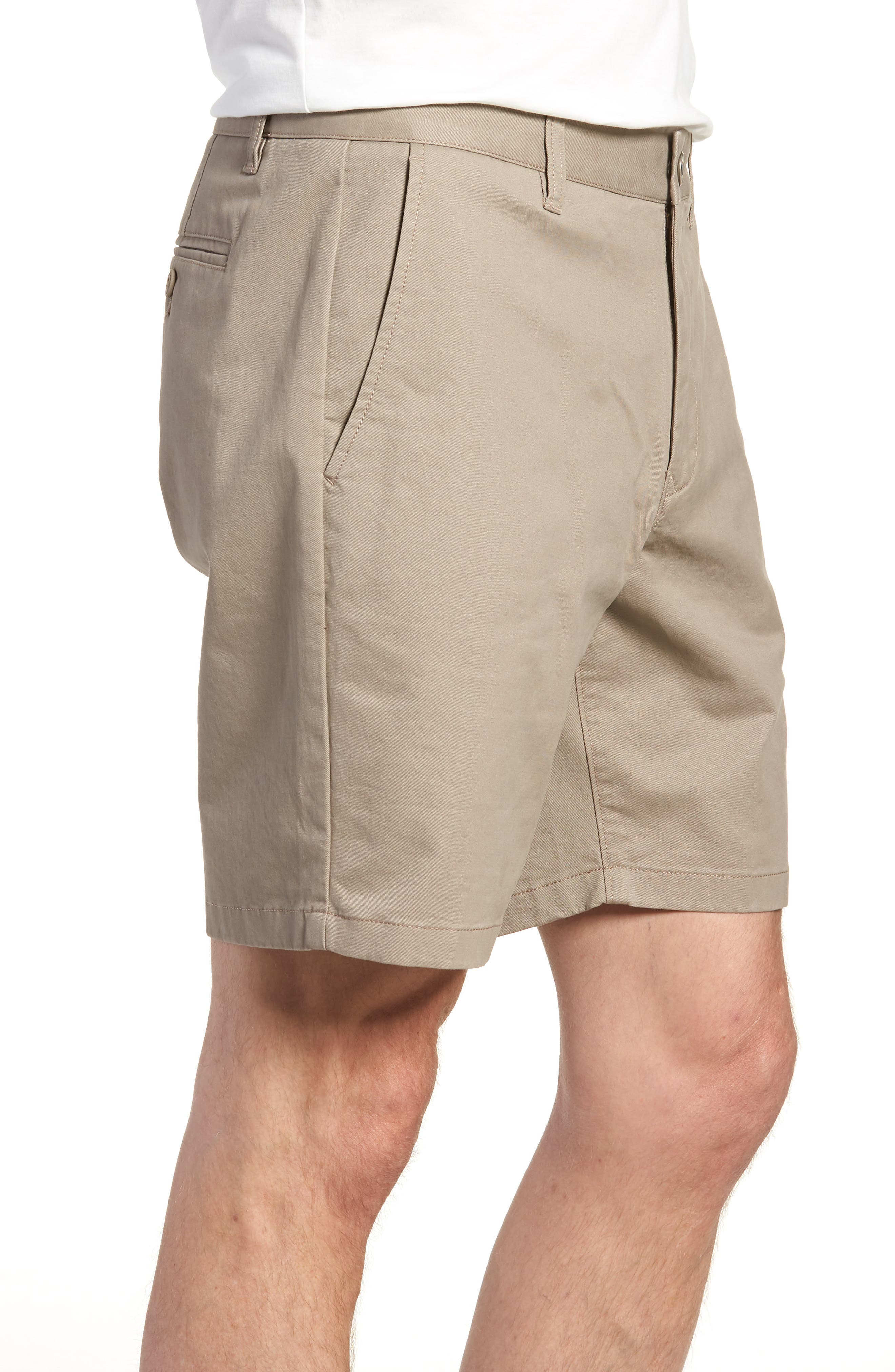 Stretch Chino 7-Inch Shorts,                             Alternate thumbnail 27, color,