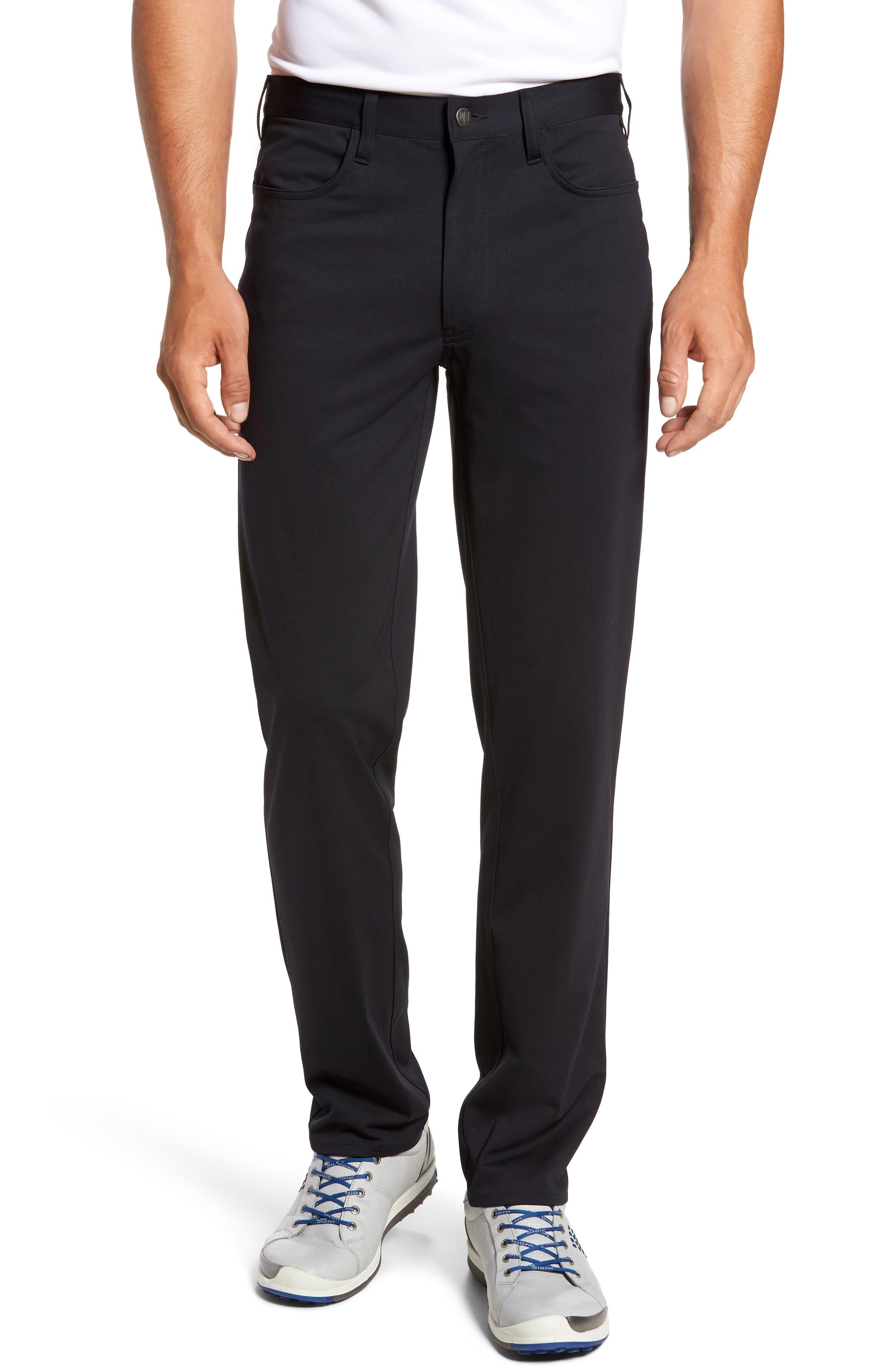 R18 Tech Pants,                         Main,                         color, BLACK
