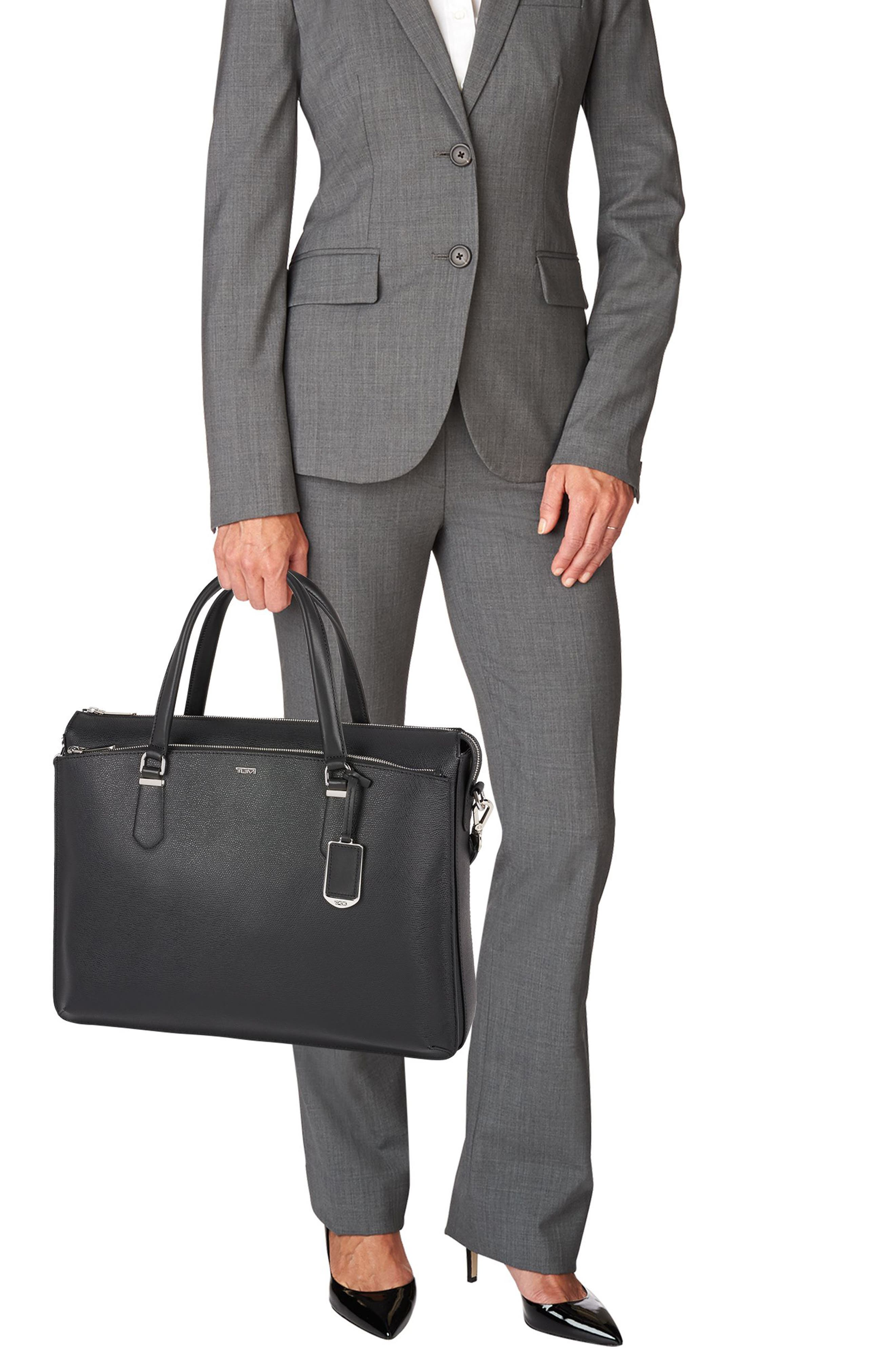 Nita Commuter Briefcase,                             Alternate thumbnail 2, color,                             001