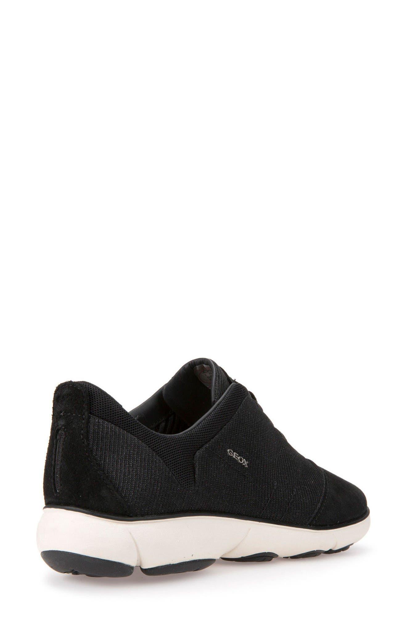 Nebula Slip-On Sneaker,                             Alternate thumbnail 2, color,                             001