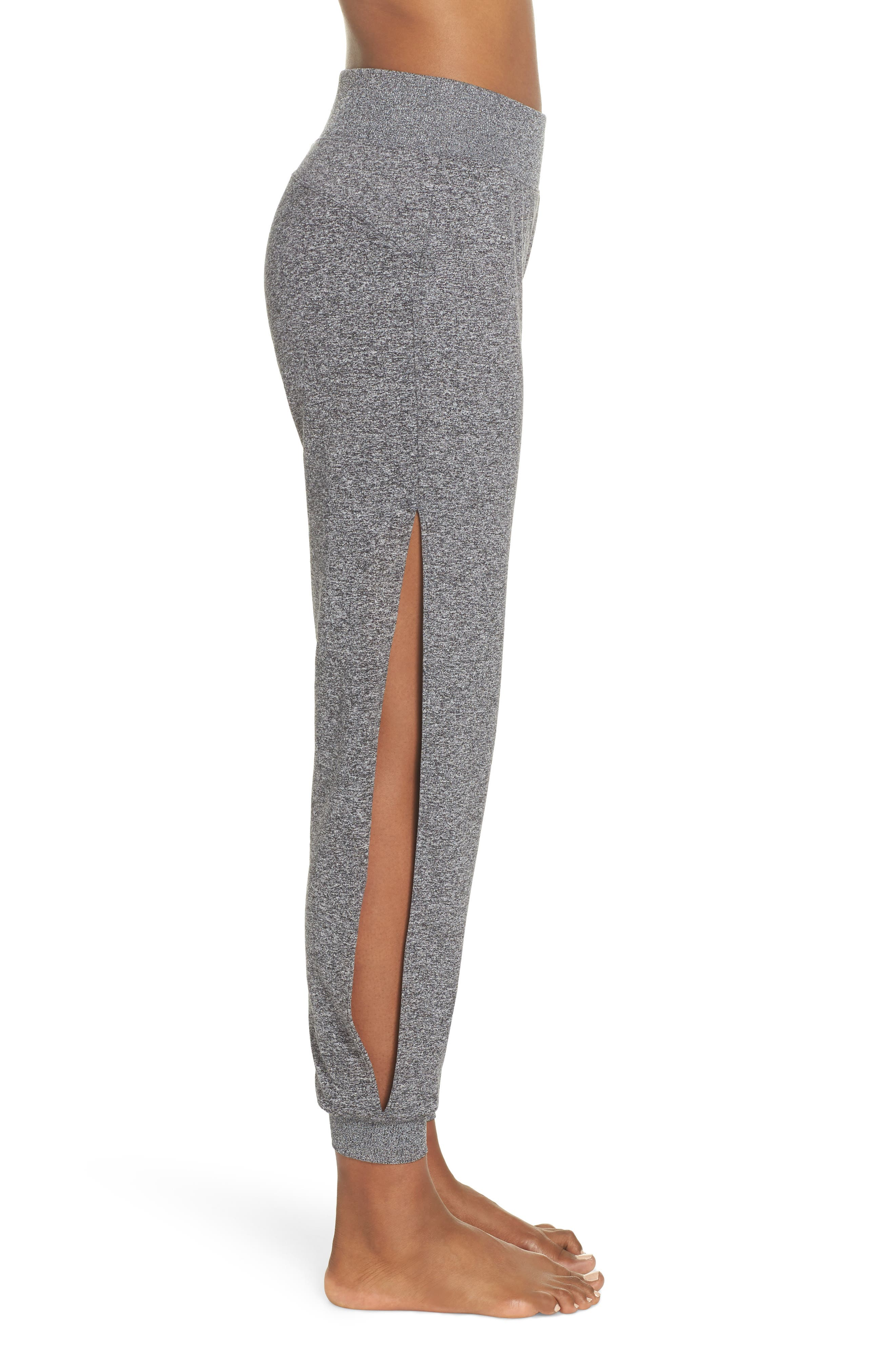 Re-Covery Recycled Lounge Pants,                             Alternate thumbnail 3, color,                             001