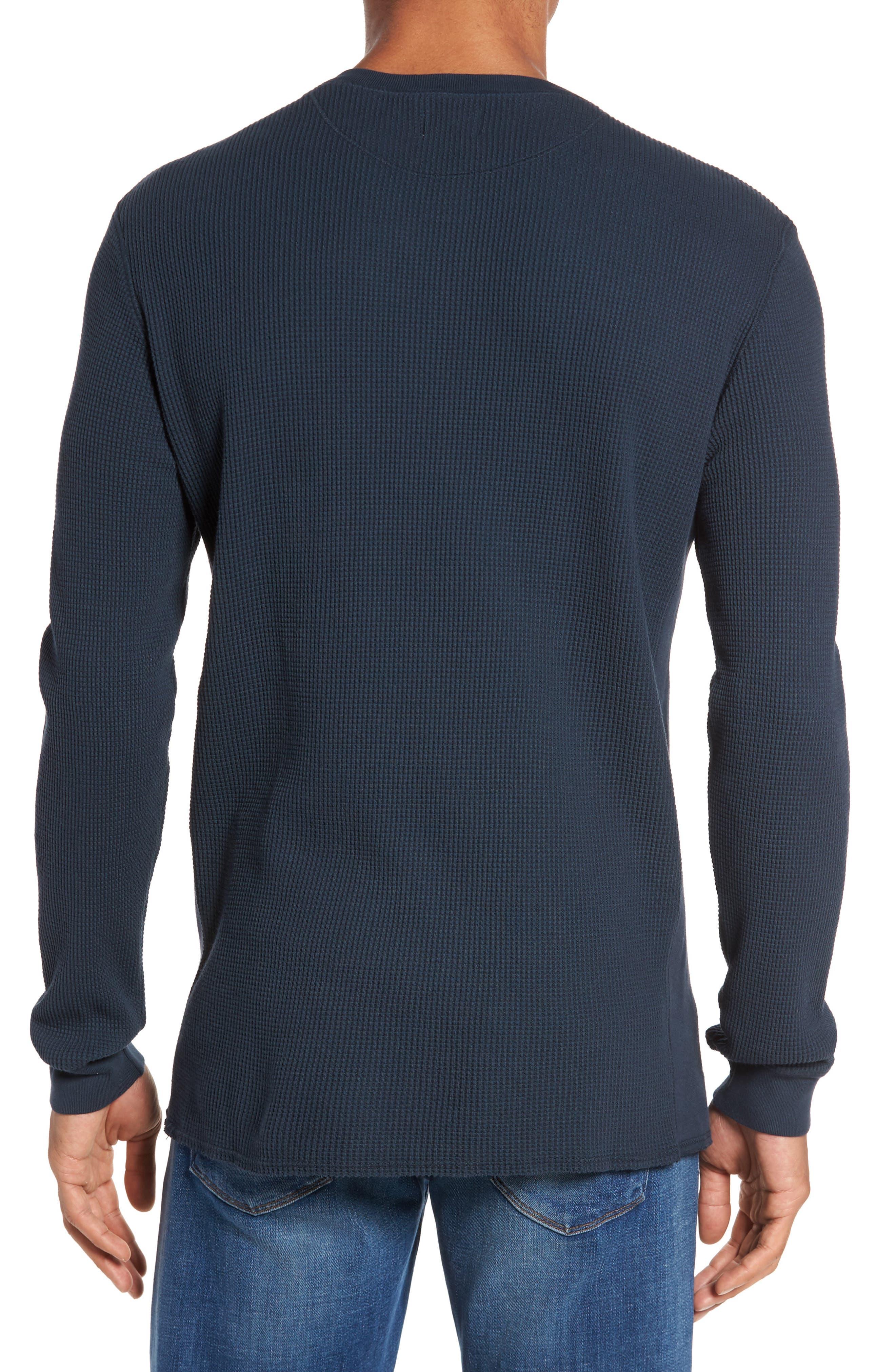 Travis Slim Fit Long Sleeve T-Shirt,                             Alternate thumbnail 6, color,