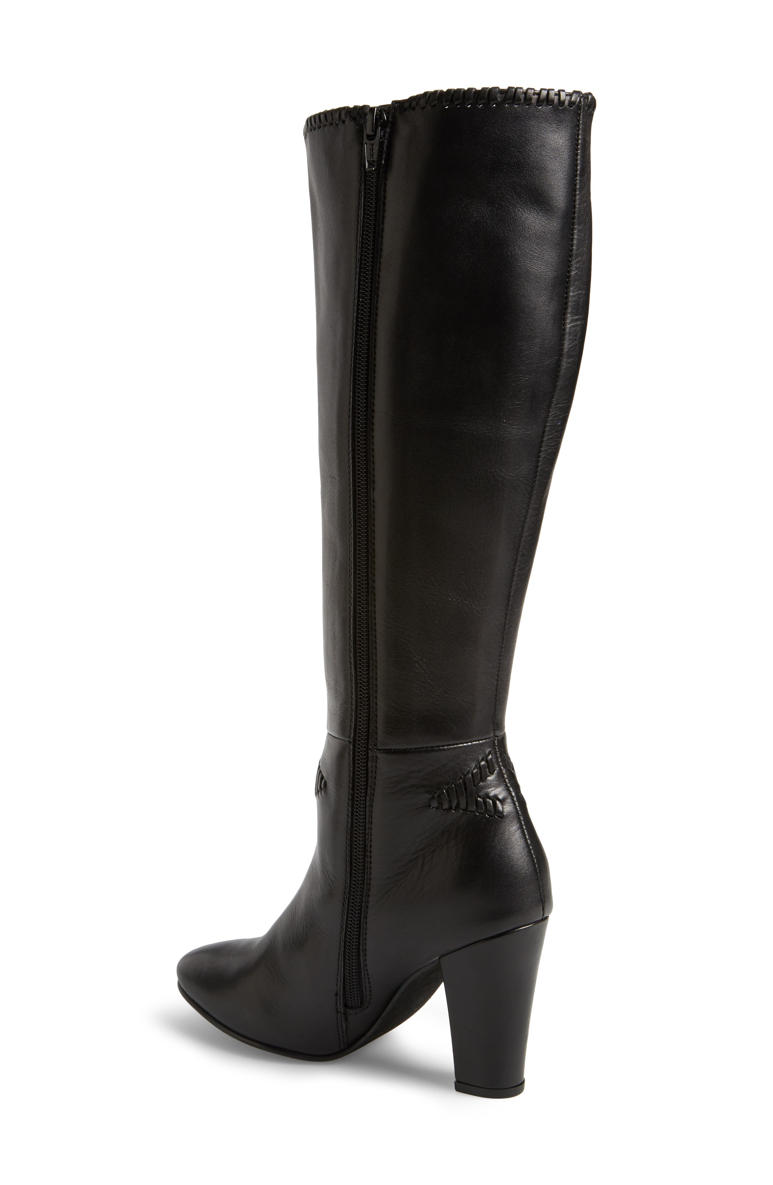 Reserved Knee High Boot,                             Alternate thumbnail 2, color,                             001