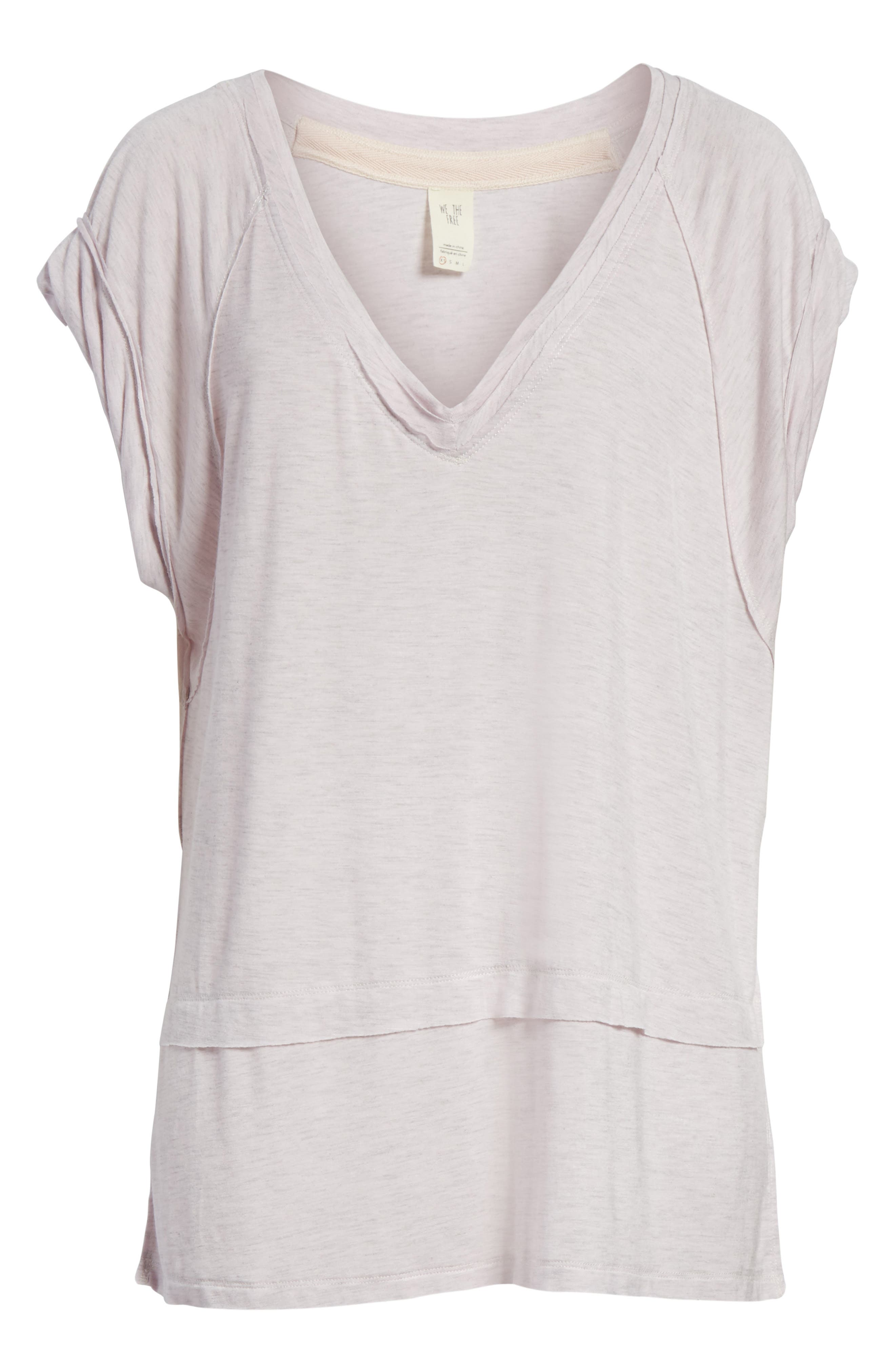 We the Free by Free People Voyage Tee,                             Alternate thumbnail 29, color,