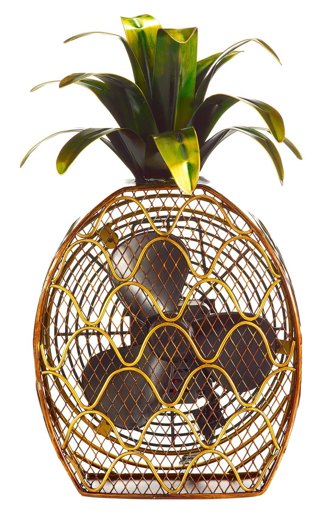 Pineapple Figurine Fan,                             Alternate thumbnail 2, color,                             200