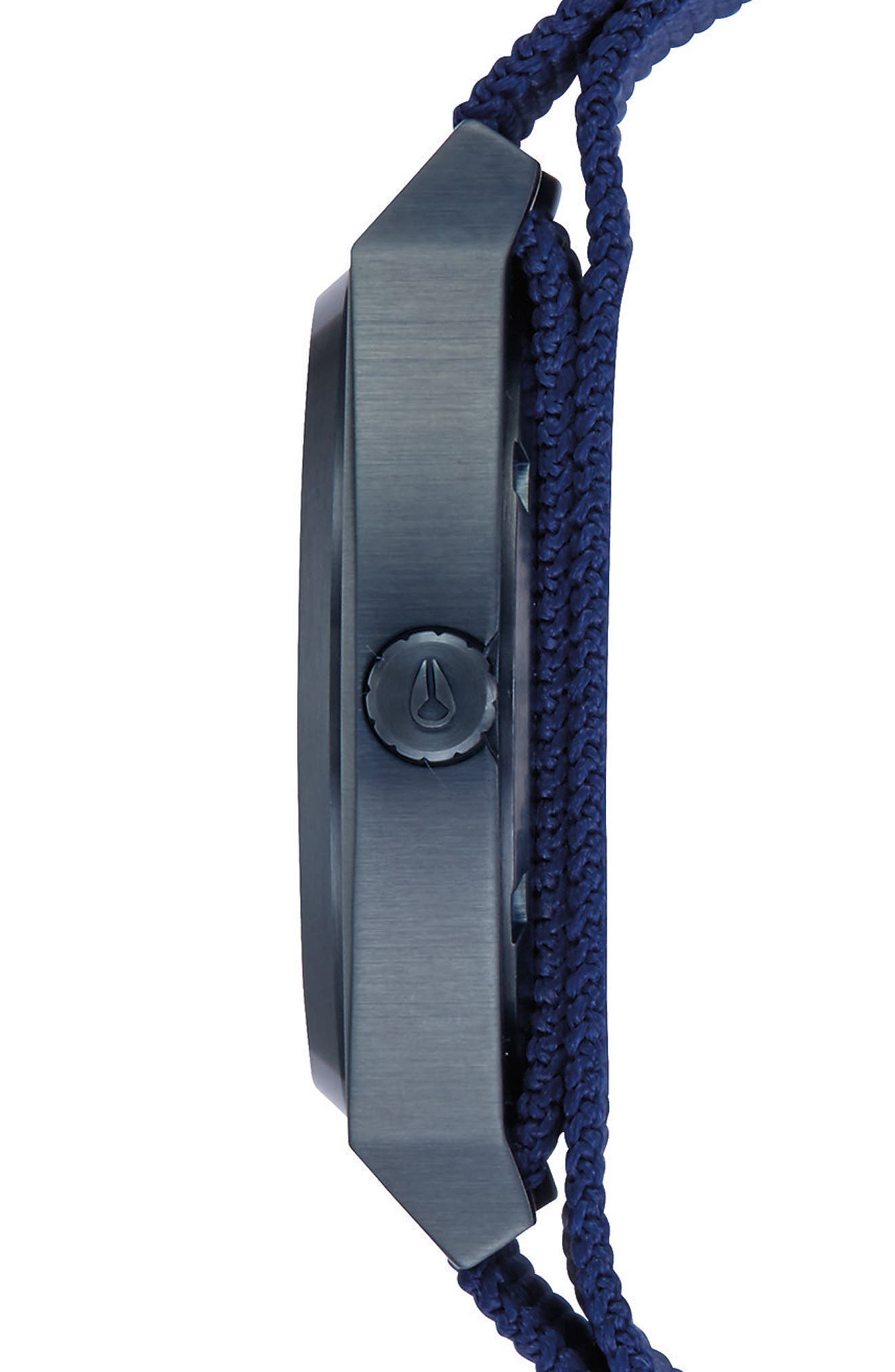 The Time Teller NATO Strap Watch, 37mm,                             Alternate thumbnail 3, color,                             BLUE
