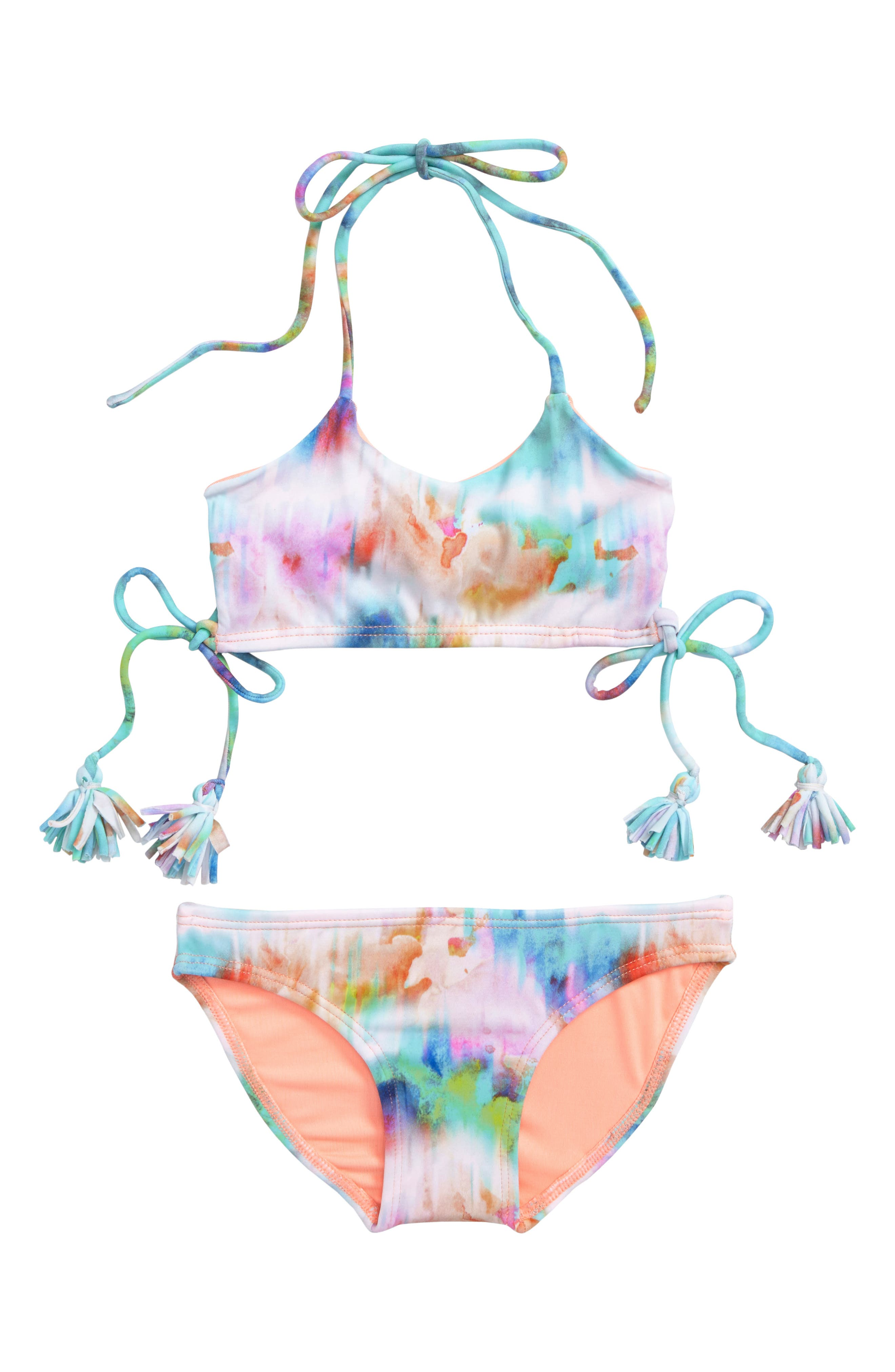 Oria Two-Piece Swimsuit,                             Main thumbnail 1, color,                             145