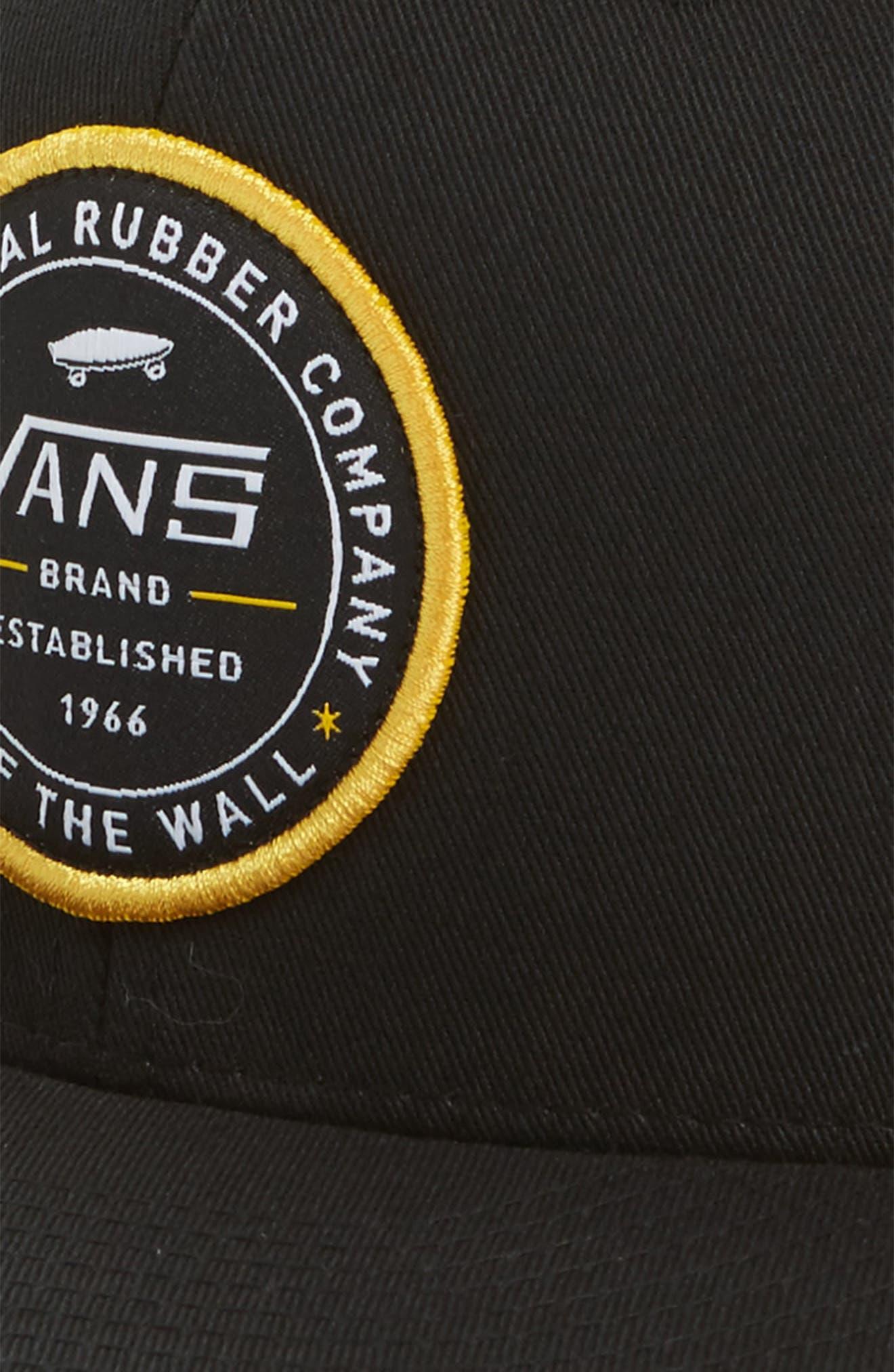 Established 66 Snapback Baseball Cap,                             Alternate thumbnail 3, color,                             001