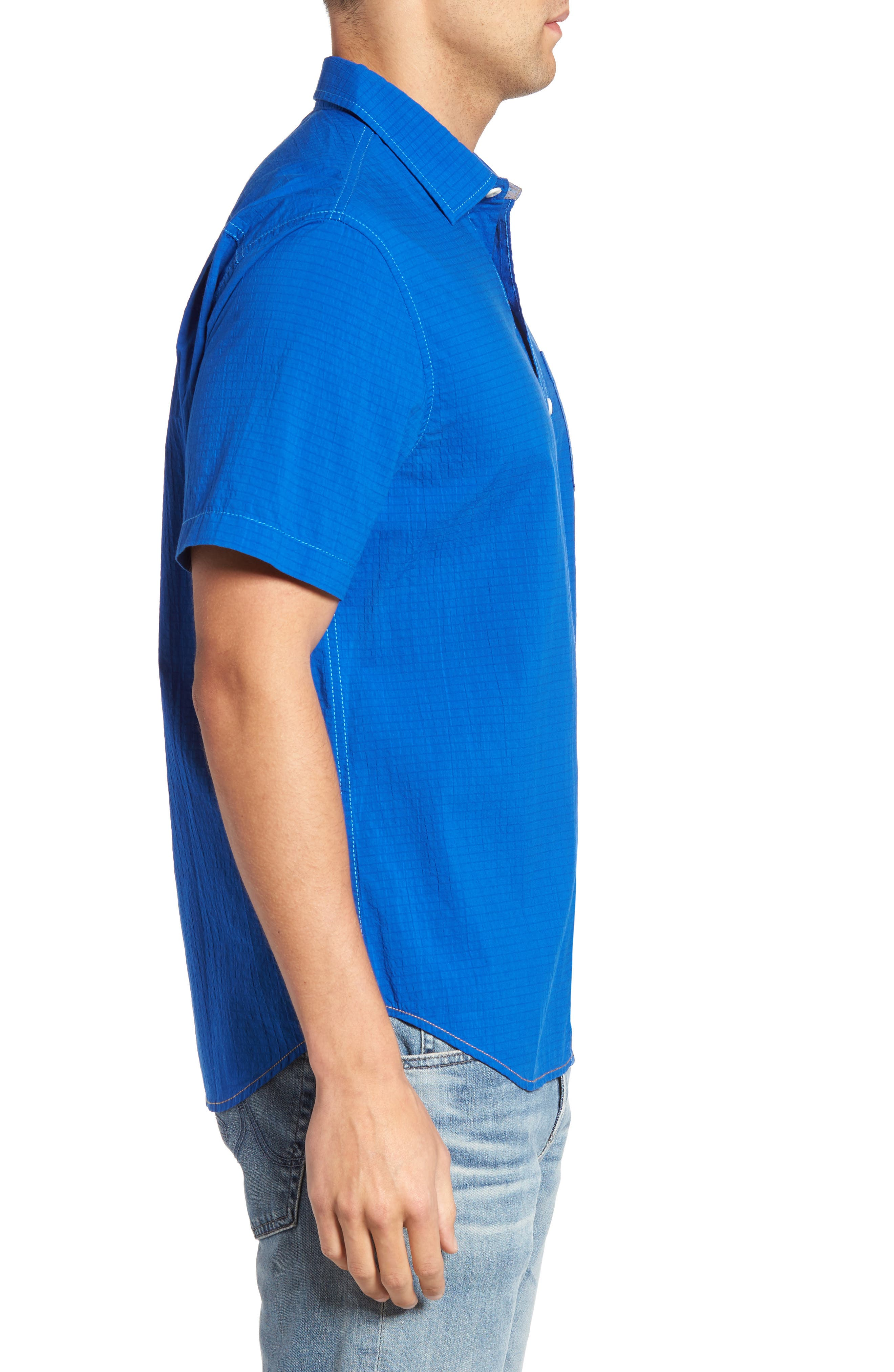 The Salvatore Sport Shirt,                             Alternate thumbnail 15, color,