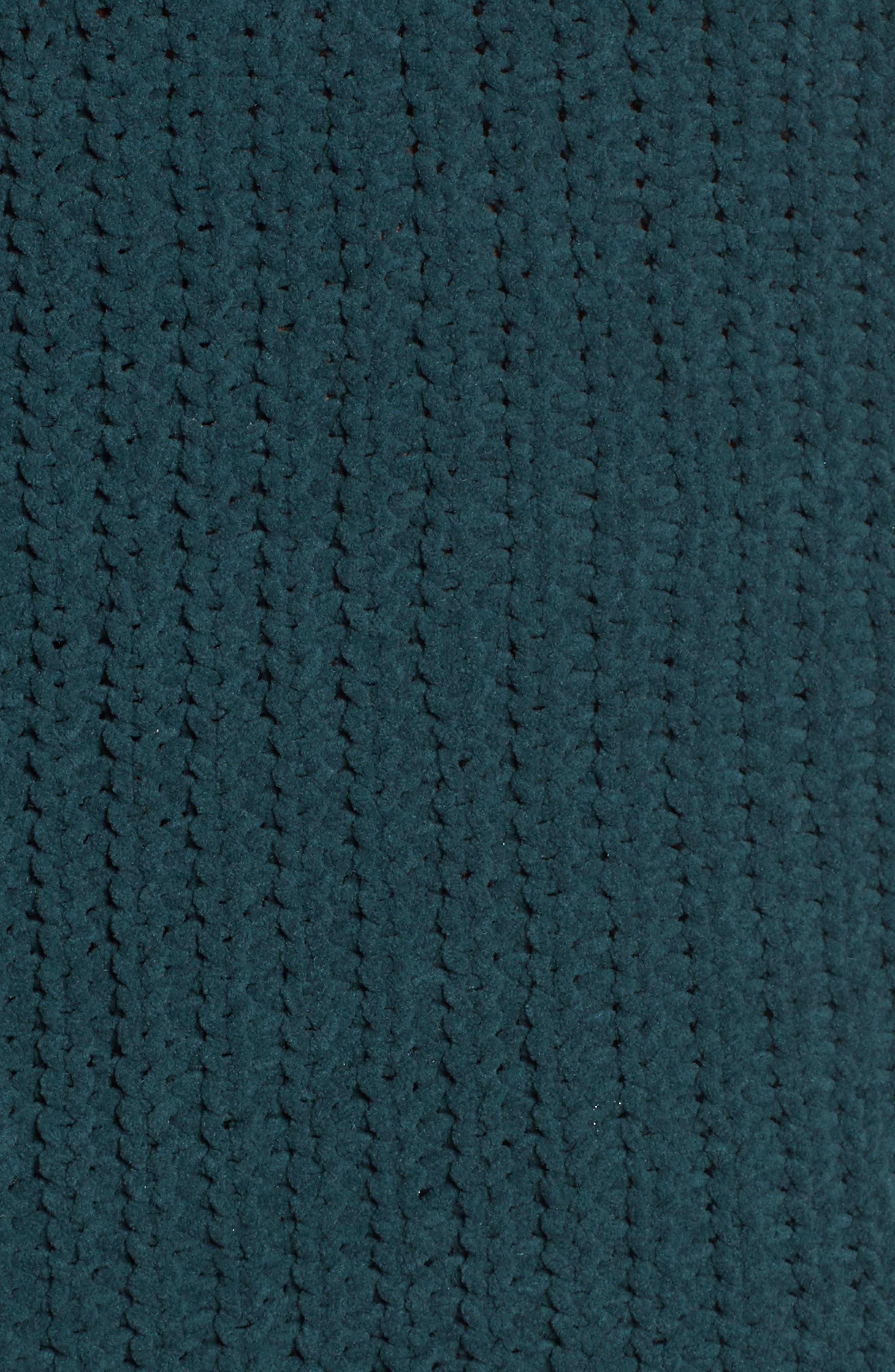 Mary Lous Choker Sweater,                             Alternate thumbnail 5, color,                             300